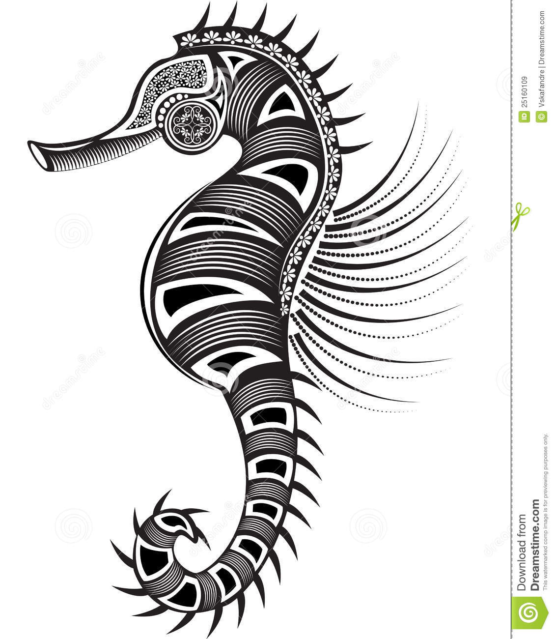 sea horse royalty free stock images image 25160109