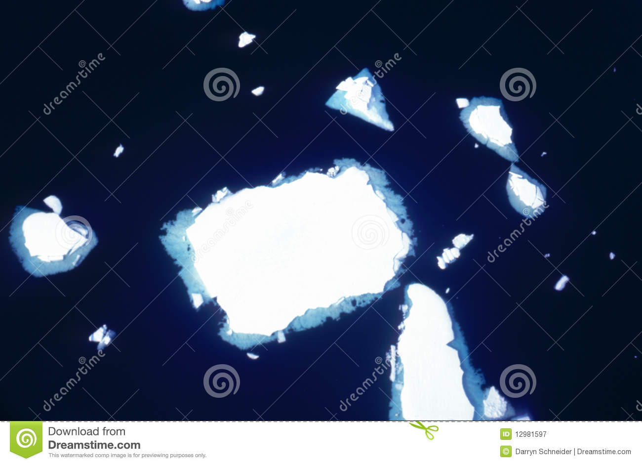 Sea Ice from the Air