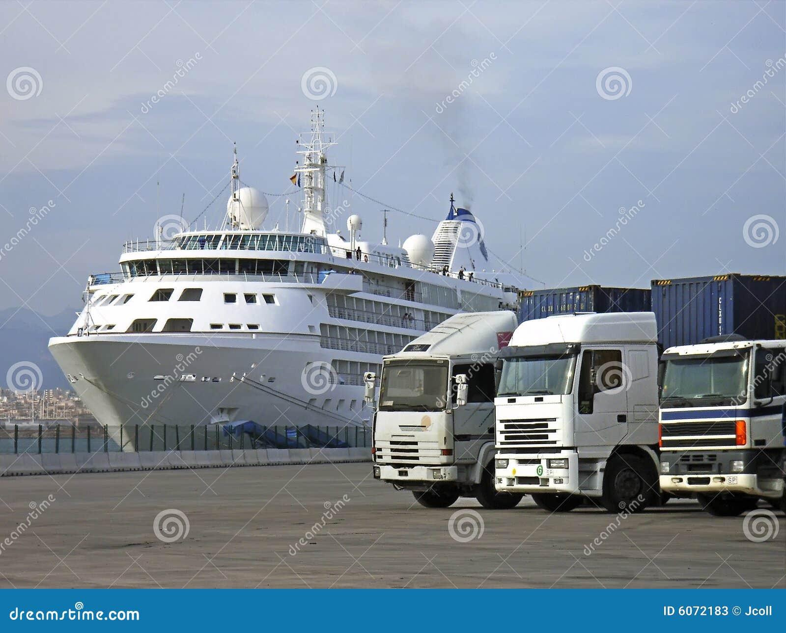 Sea and Road Transportation