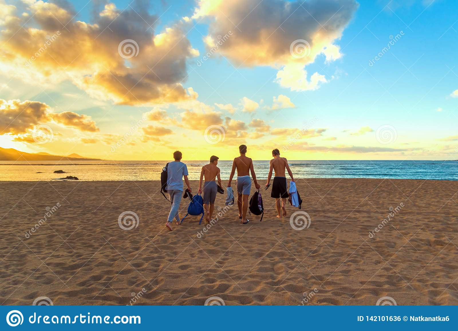 Tourism and travel. Canary Islands