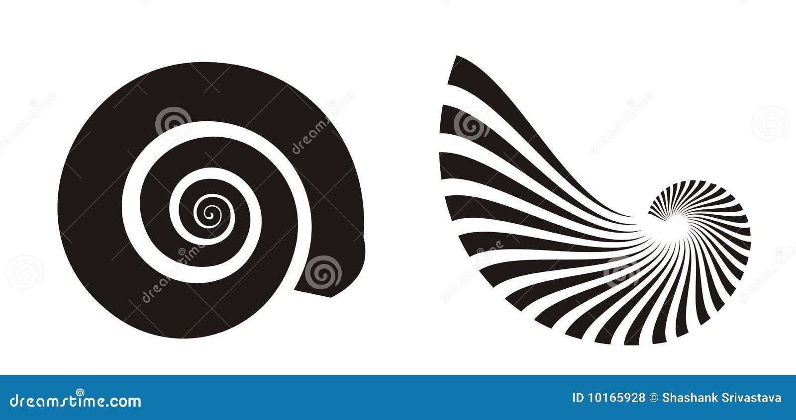 Sea Shell Icons
