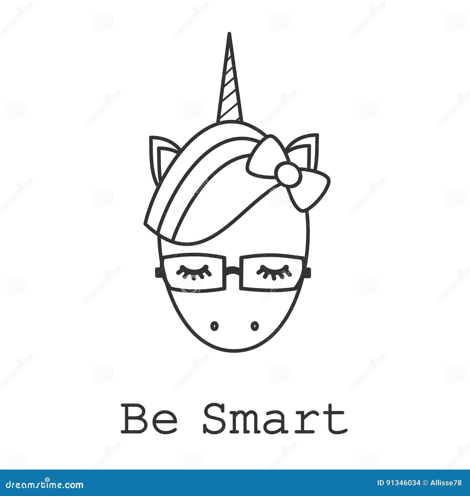 unicornio blanco y negro ilustraciones stock  vectores  y clipart  u2013  1 832 ilustraciones stock