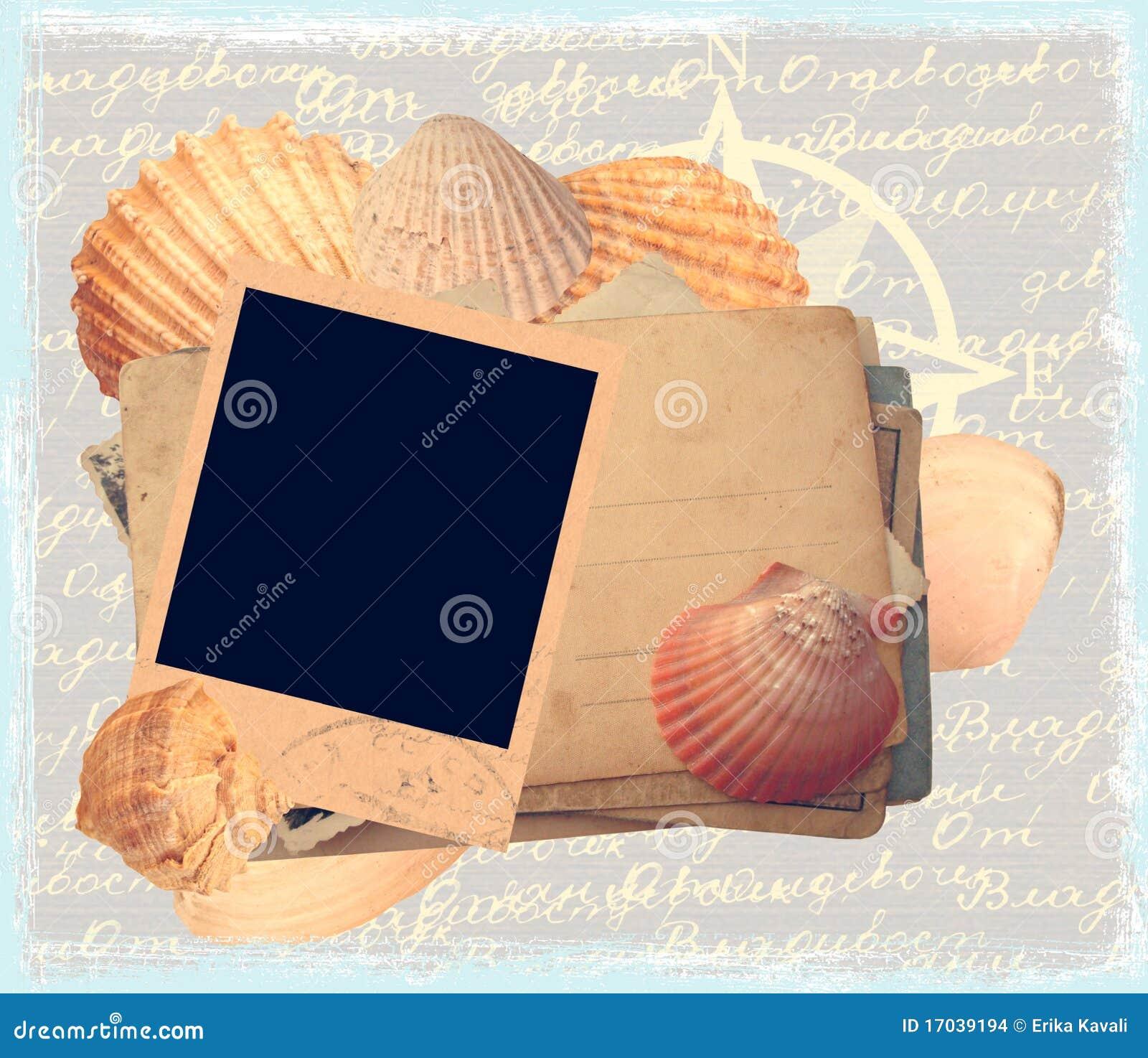 Sea theme template