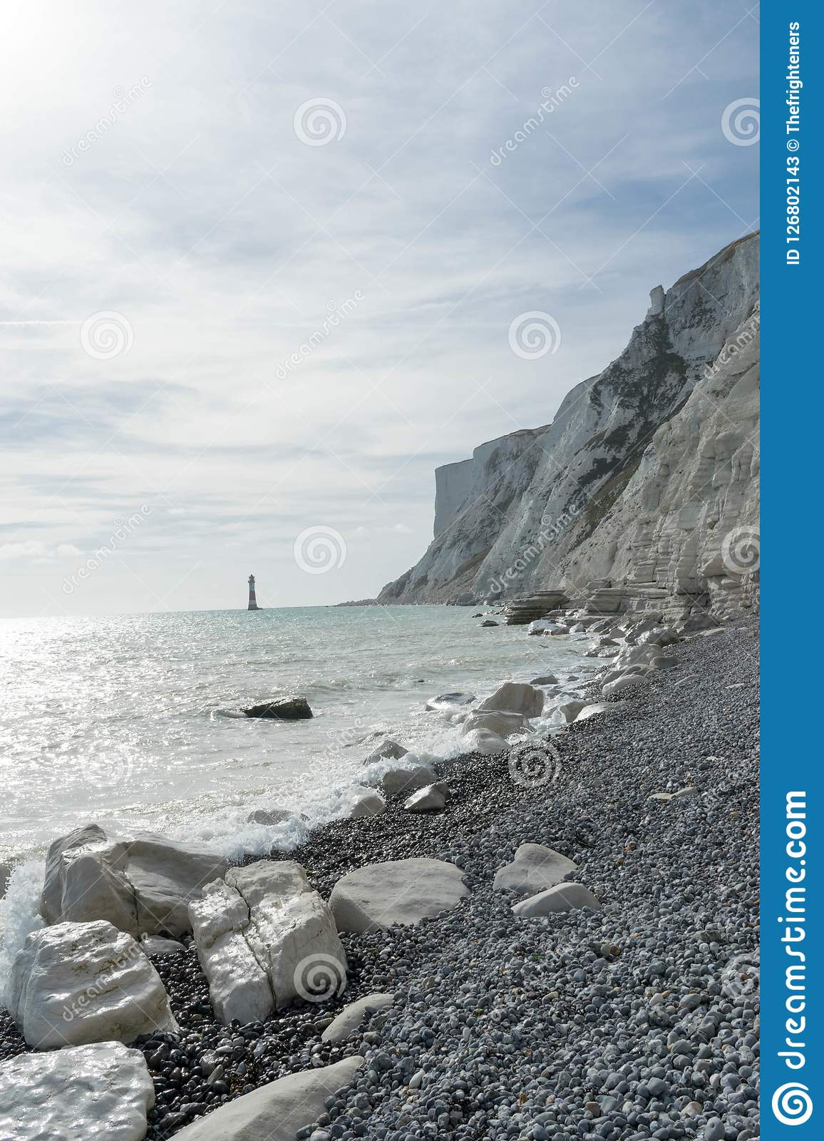 Sea Tide Off And Leaving The Rock Out Stock Image Image Of