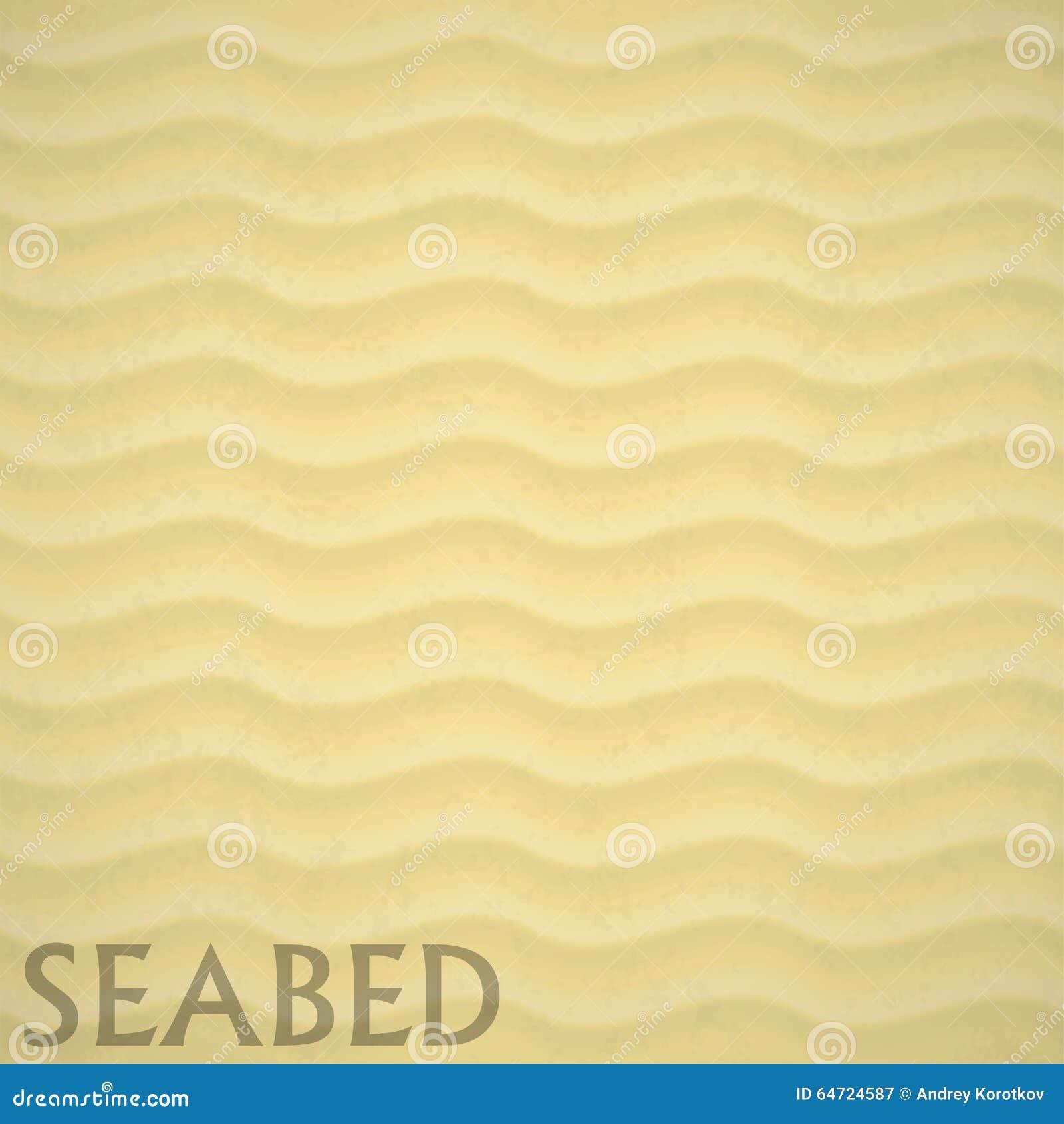 sea bed beach vector -#main