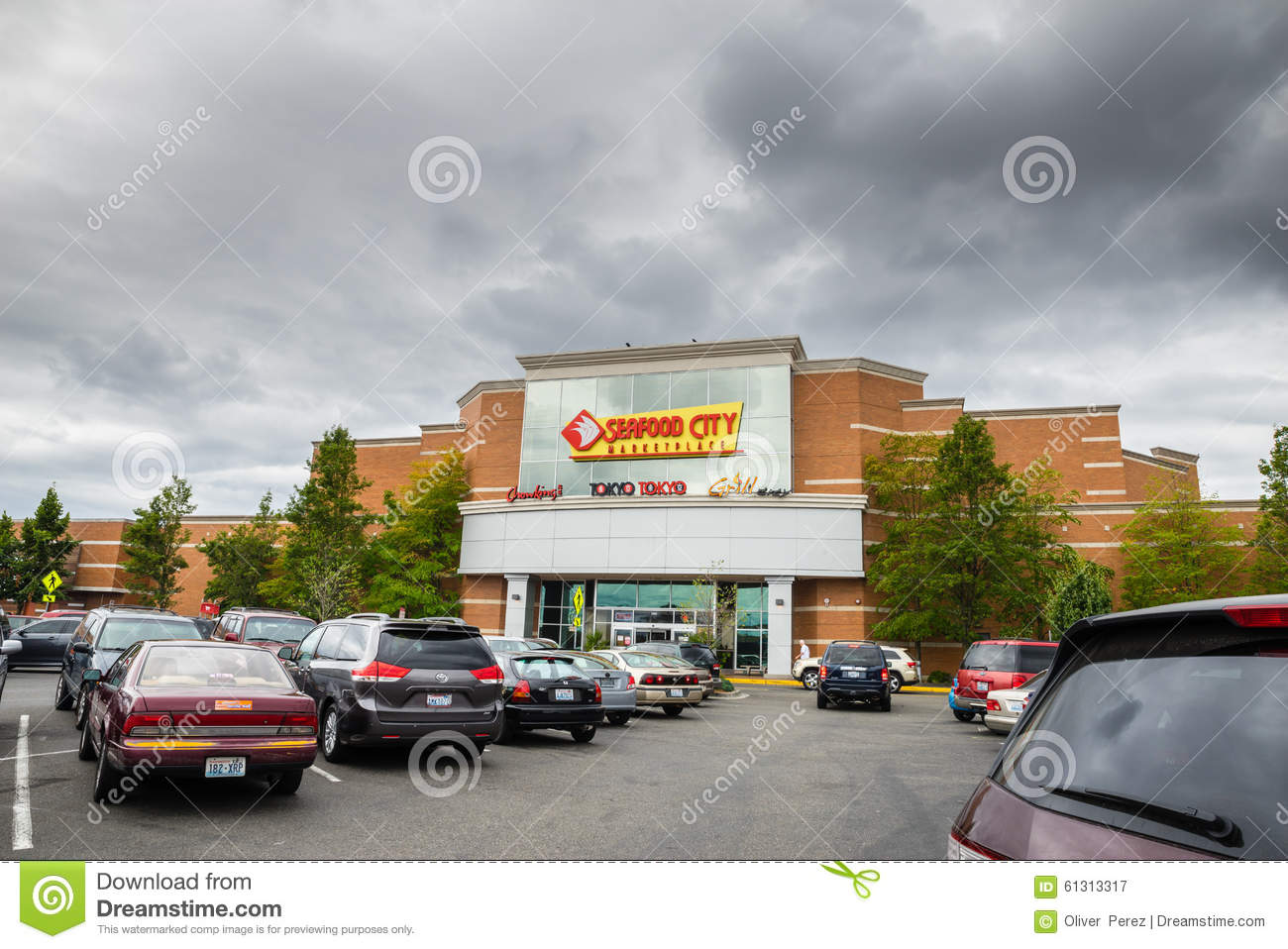 Seafood City Marketplace In Seattle ...