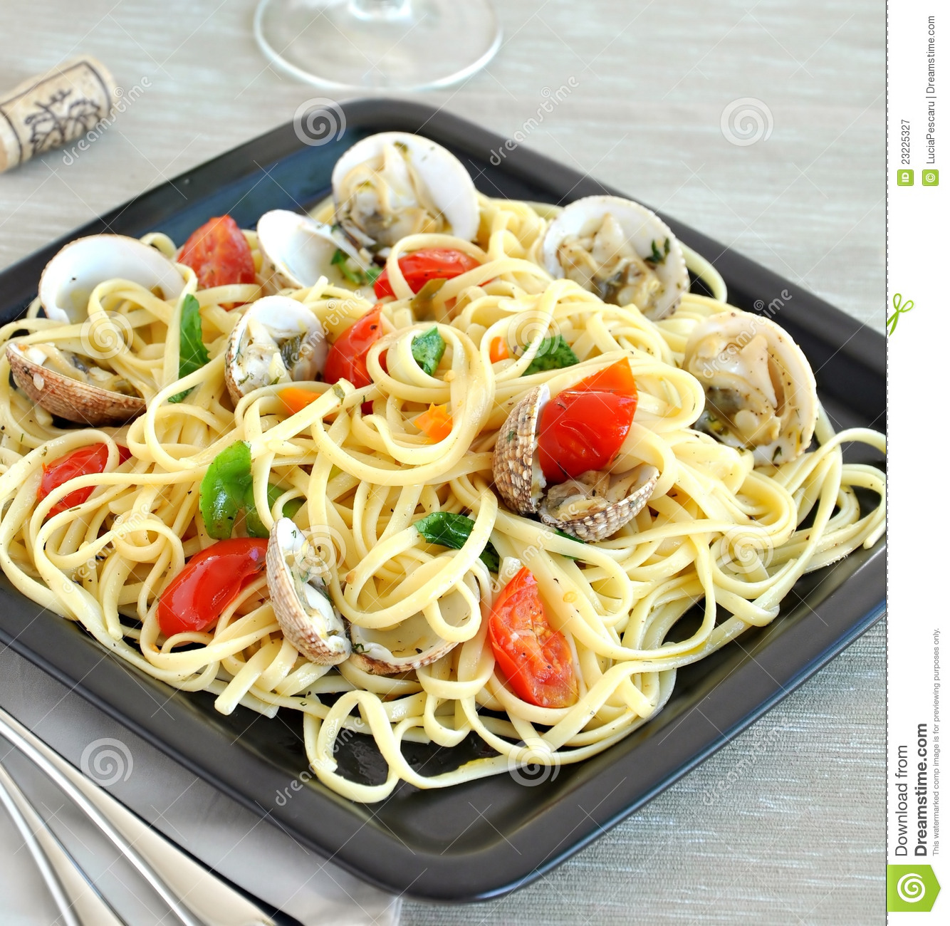 of seafood pasta with tomato ingredients my top 3 seafood pasta recipe ...