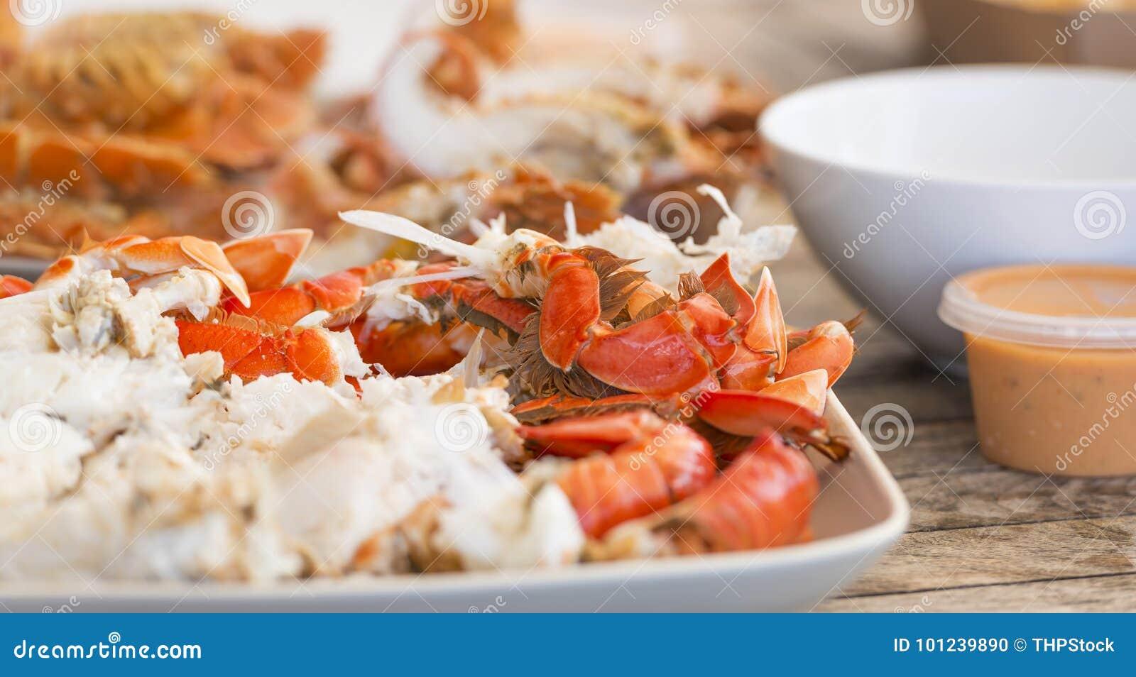 Seafood Platter Australia Stock Photo Image Of Outdoor 101239890