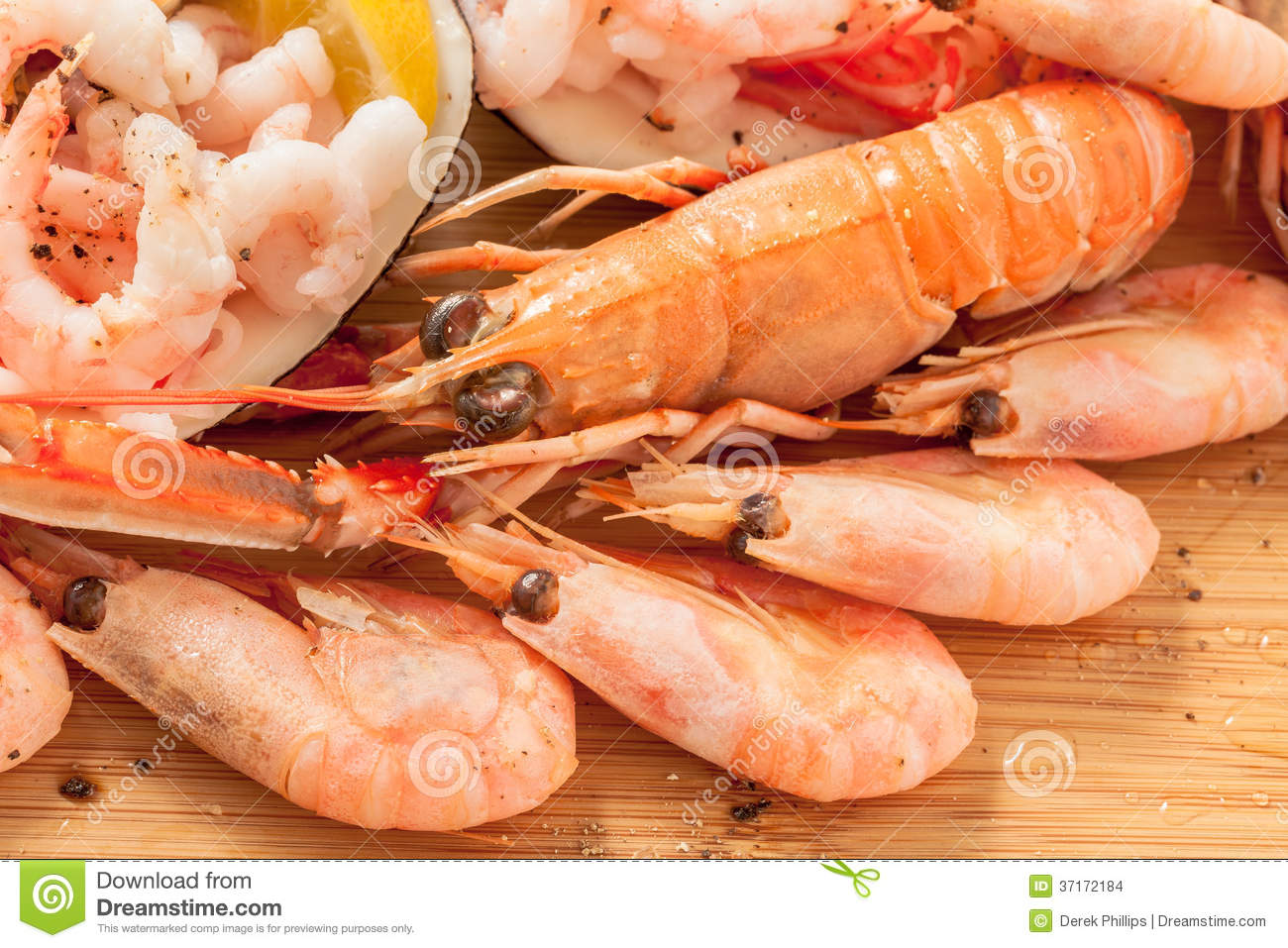 Langoustine - Home Page: Specialists in Irish prawns, langoustines ...