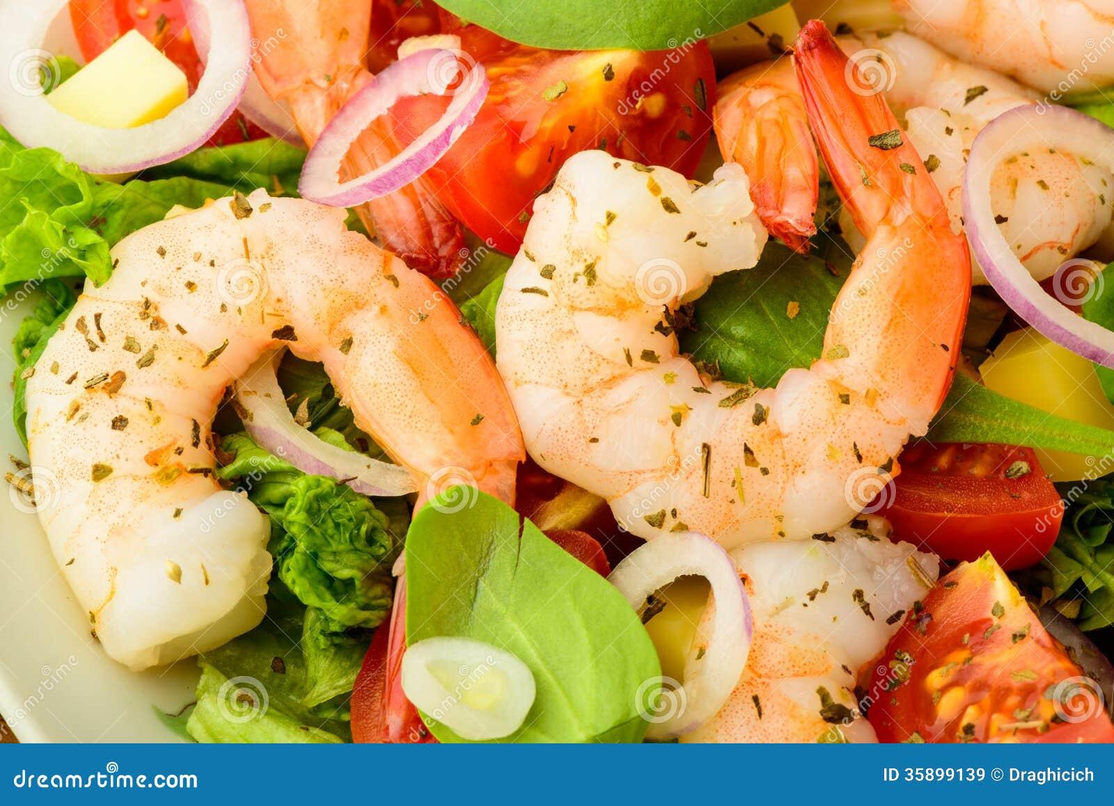 recipe: healthy seafood salad [21]