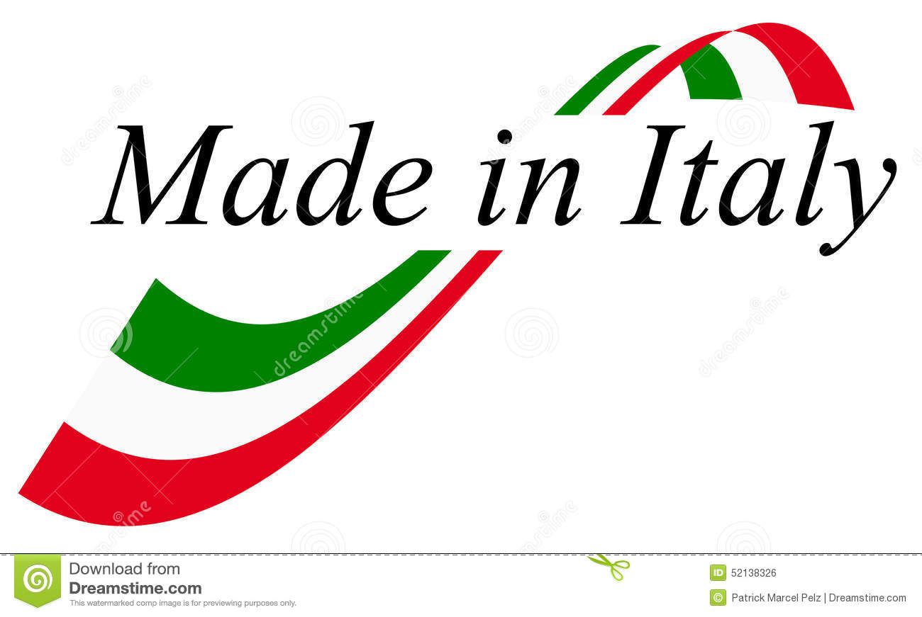Seal of quality made in italy stock vector illustration for Made com italia