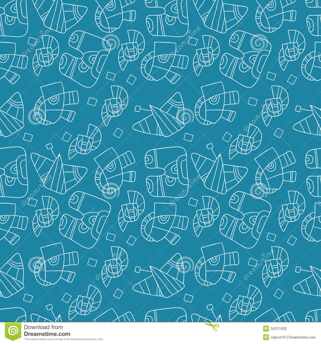 Seamless background patterns for websites
