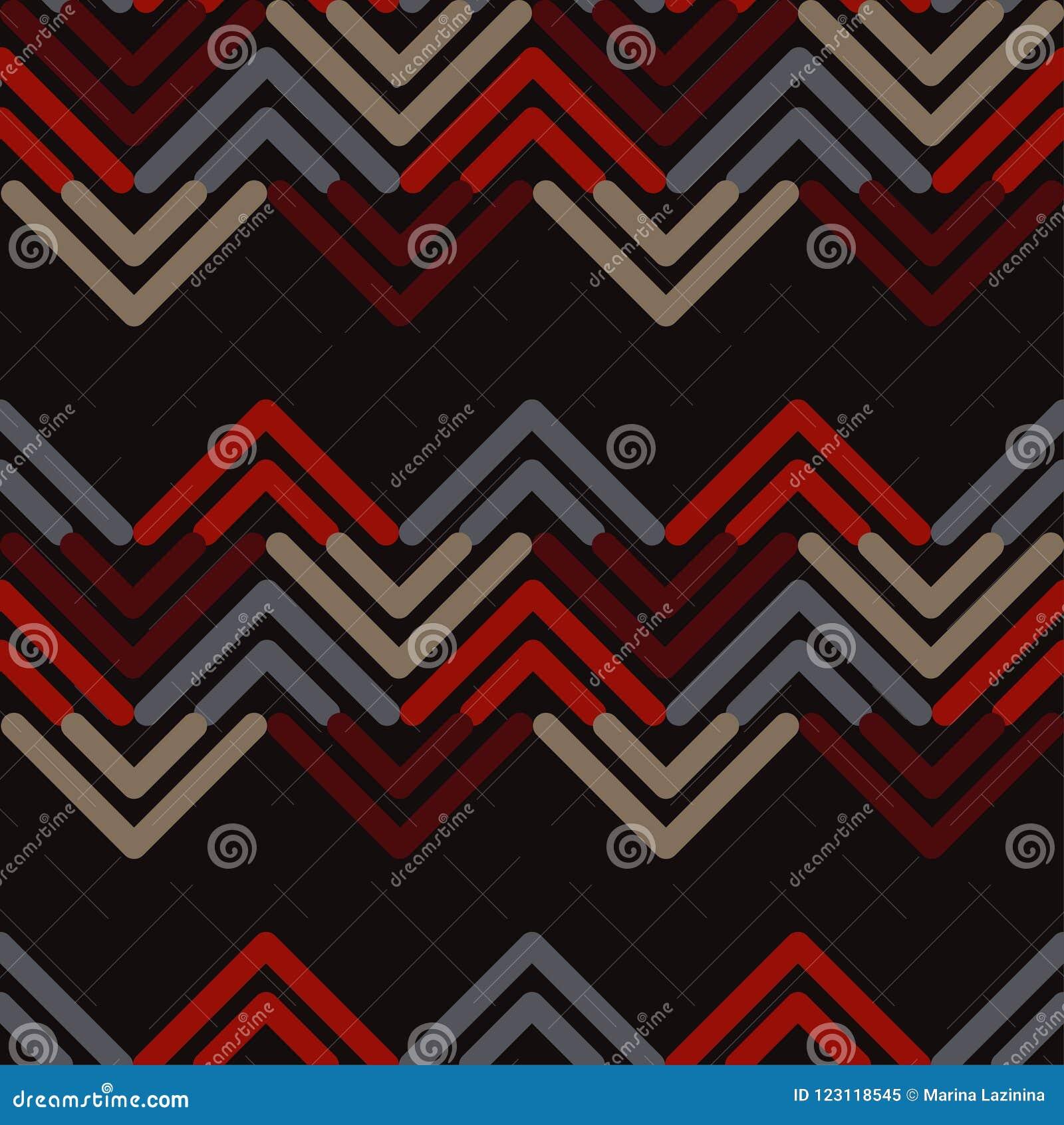 Seamless abstrakt geometrisk modell bakgrund är kan använd mosaiktextur borsten Kläcka för hand Klottra textur