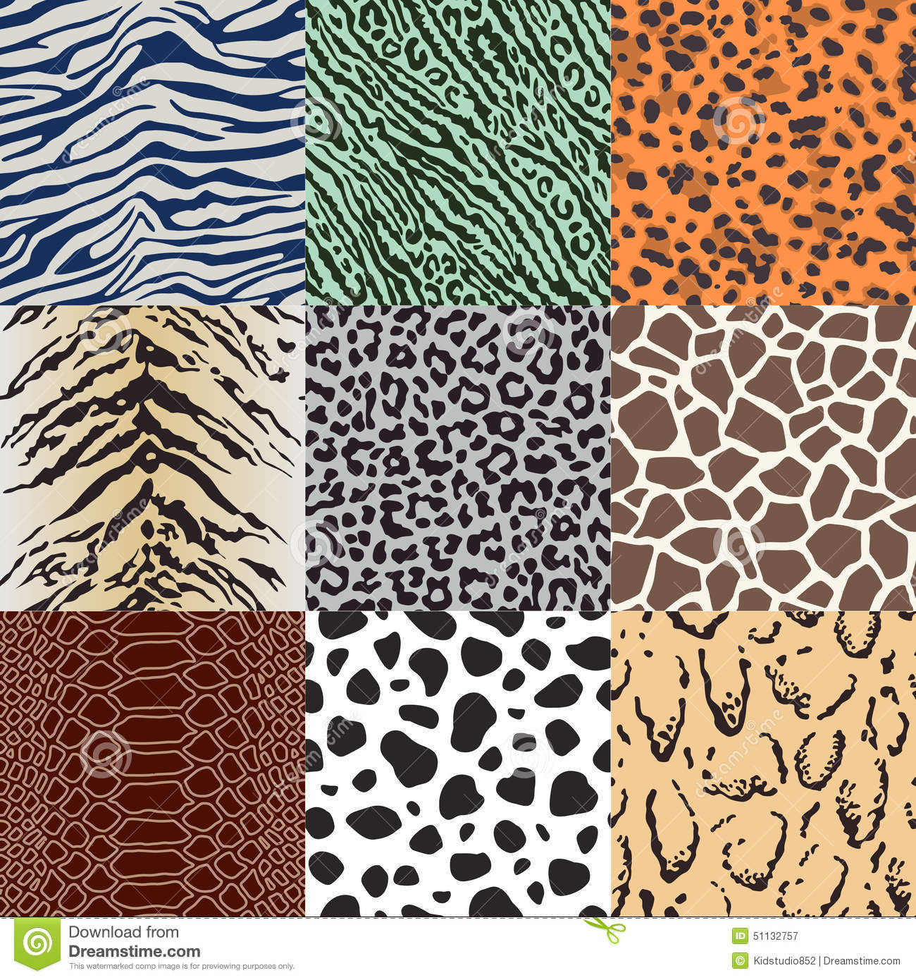 animal skin patterns seamless - photo #12