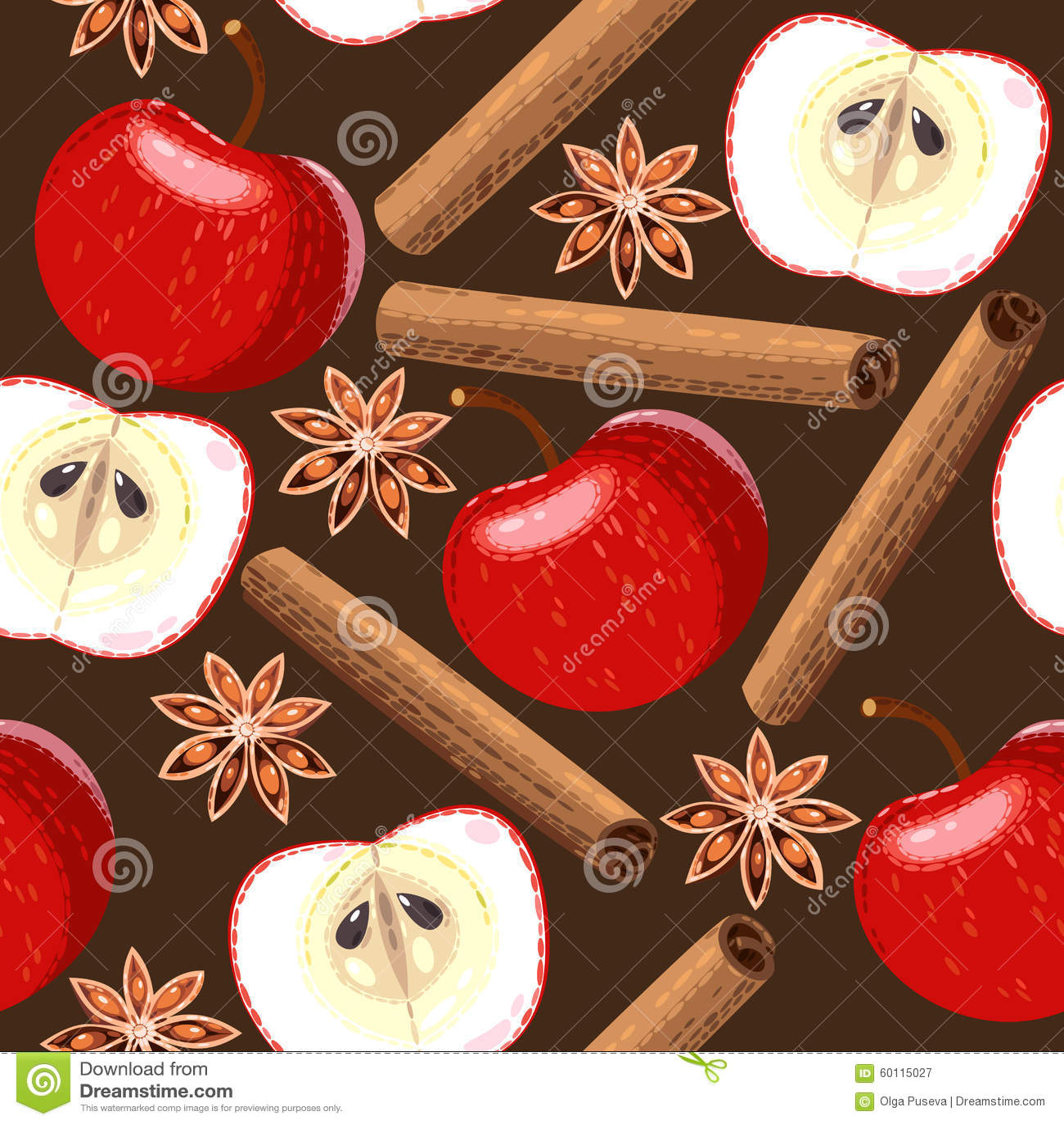Apple Cinnamon Stock Illustrations 1 685 Apple Cinnamon Stock Illustrations Vectors Clipart Dreamstime