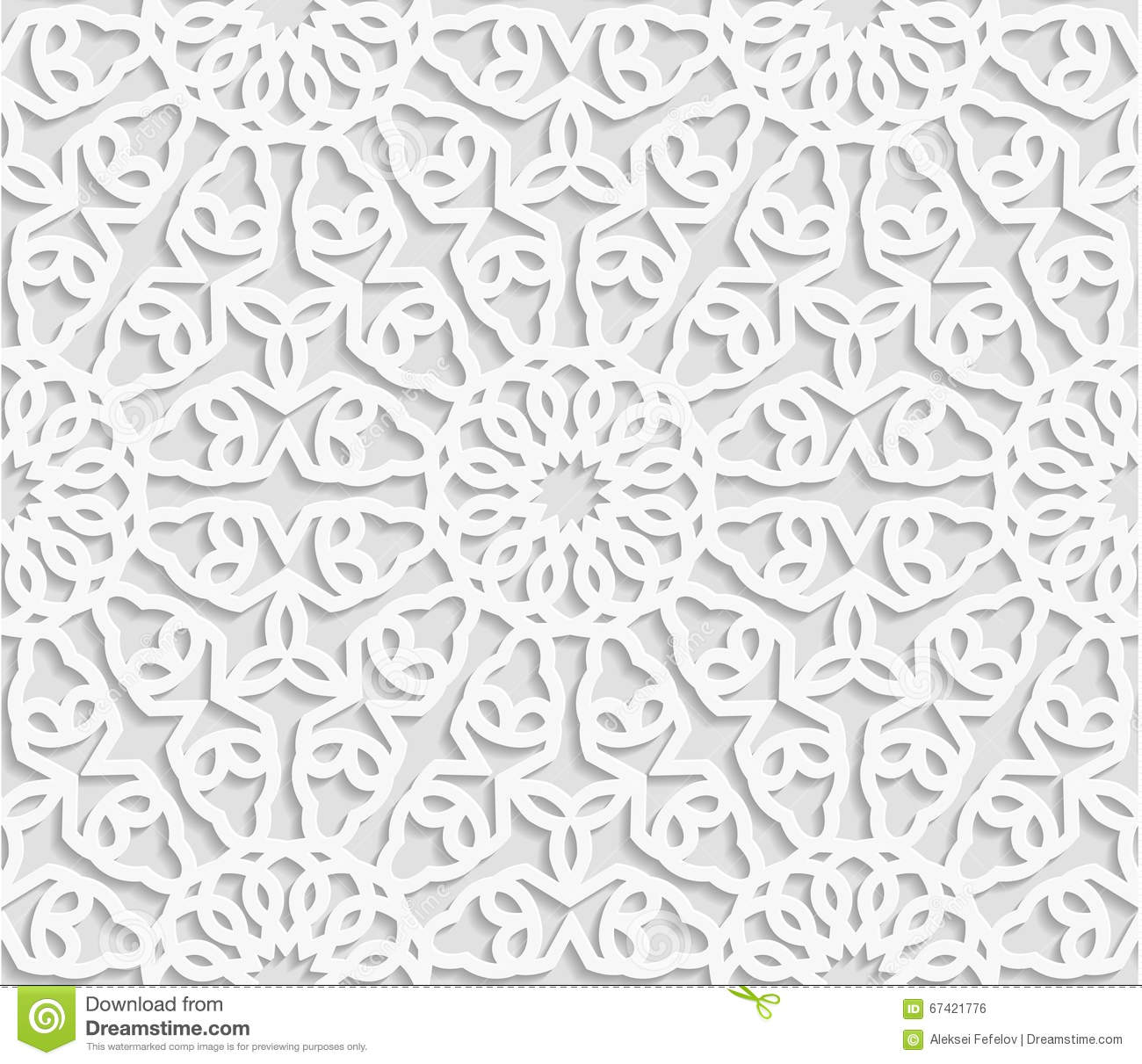 seamless arabic geometric pattern east ornament indian ornament persian moti stock vector illustration of persian geometric 67421776 dreamstime com
