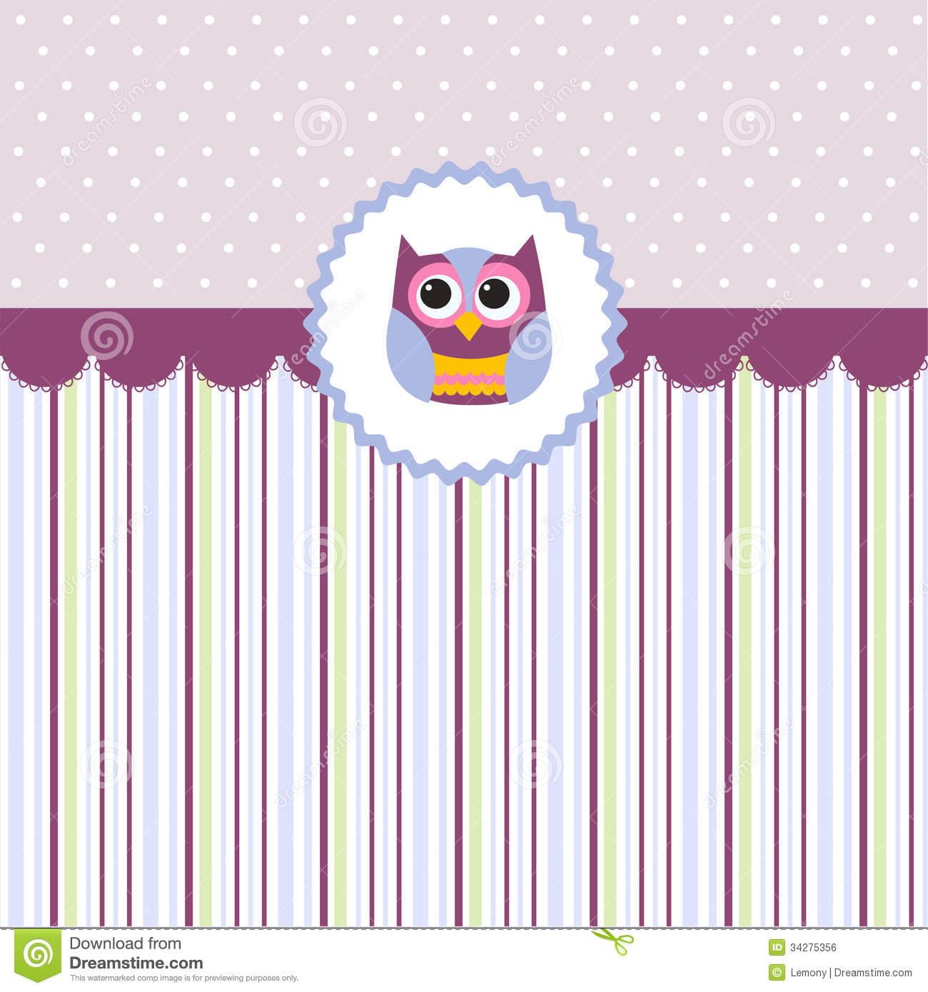seamless baby pattern wallpaper royalty free stock image image