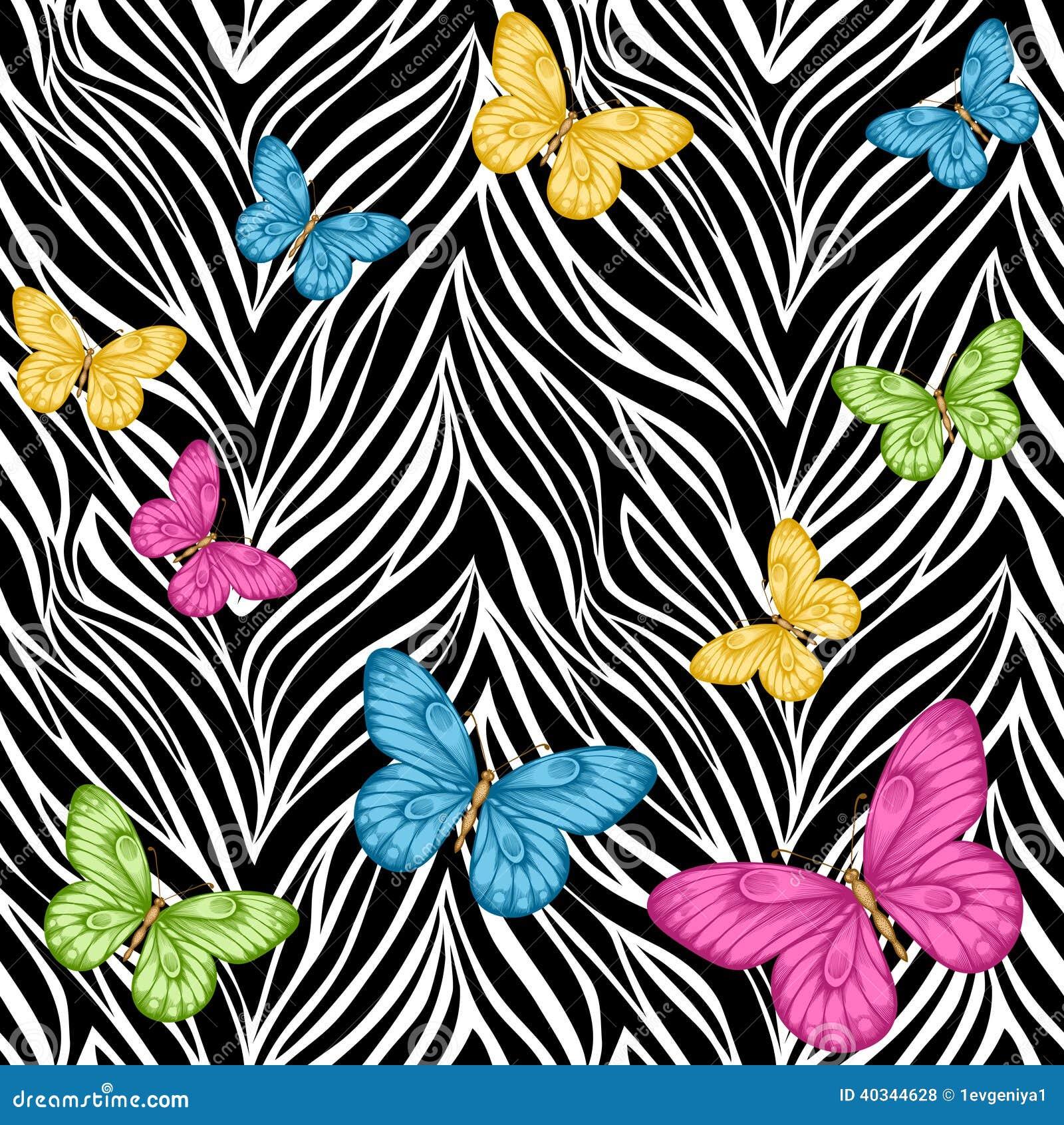 Zebra Print Invitations with adorable invitation layout
