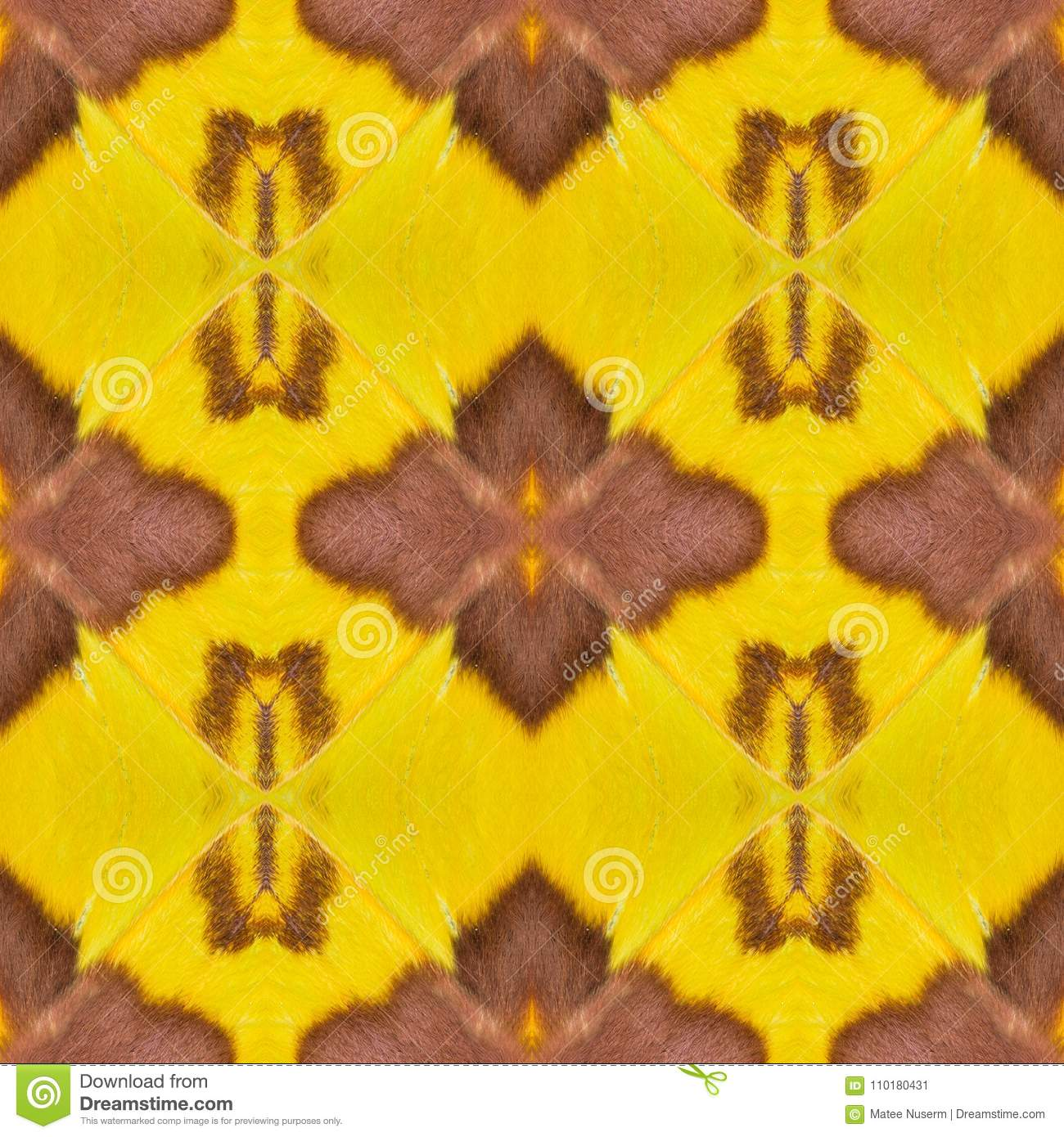 Background created from moth wings