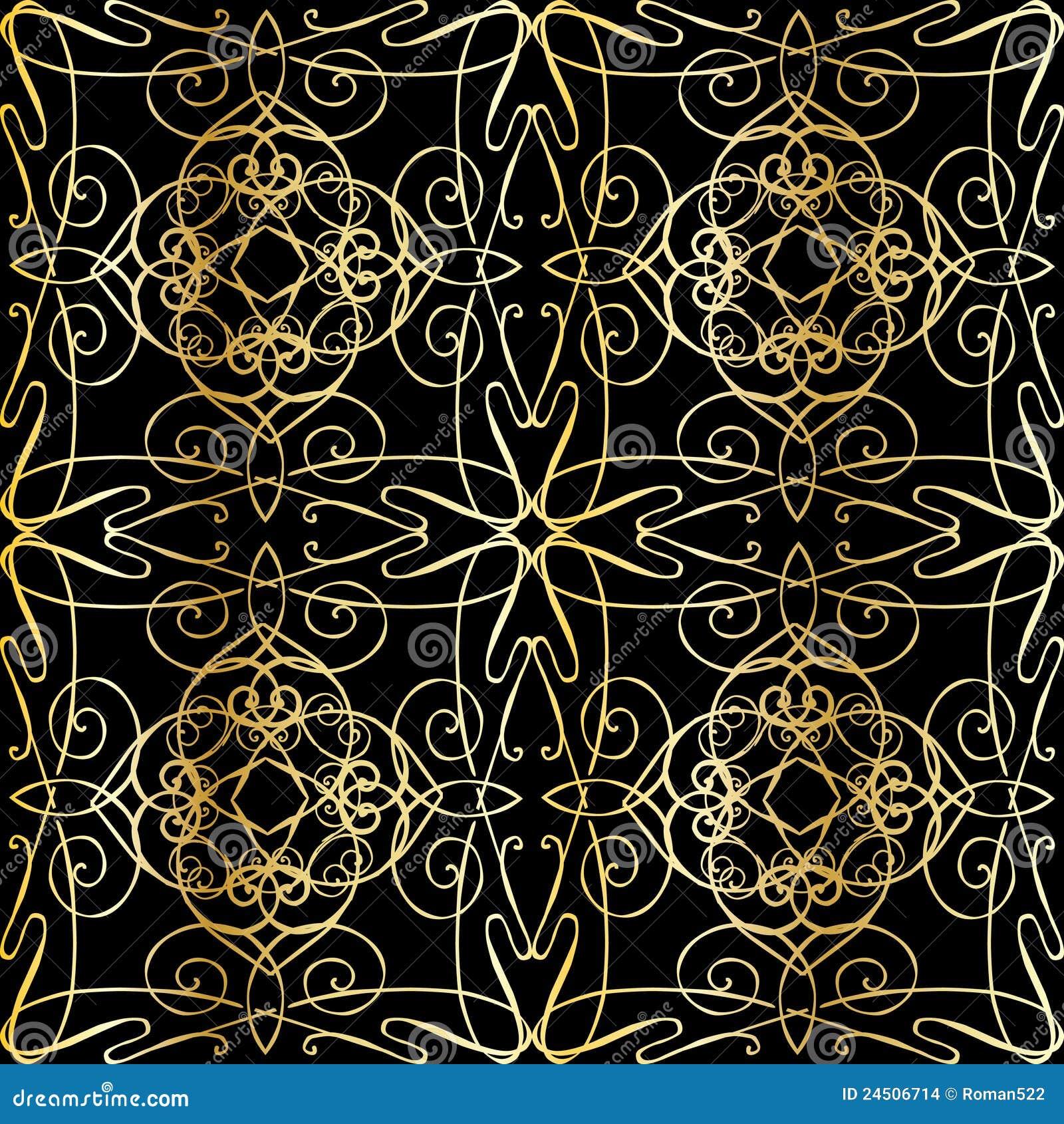 elegant filigree background with - photo #34