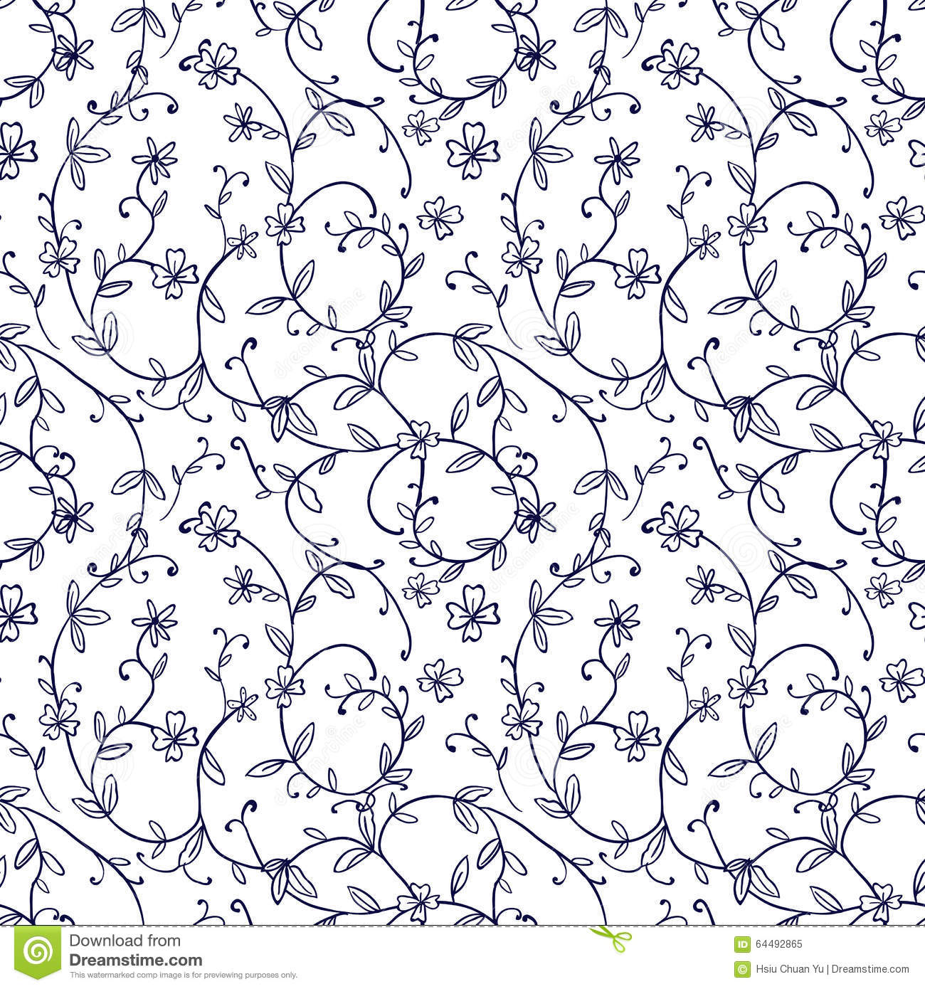 Vine Pattern Custom Ideas