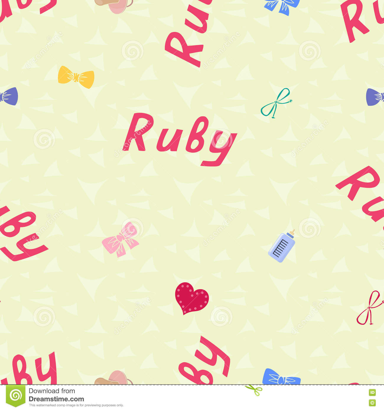 Ruby Name Stock Illustrations 84 Ruby Name Stock Illustrations Vectors Clipart Dreamstime