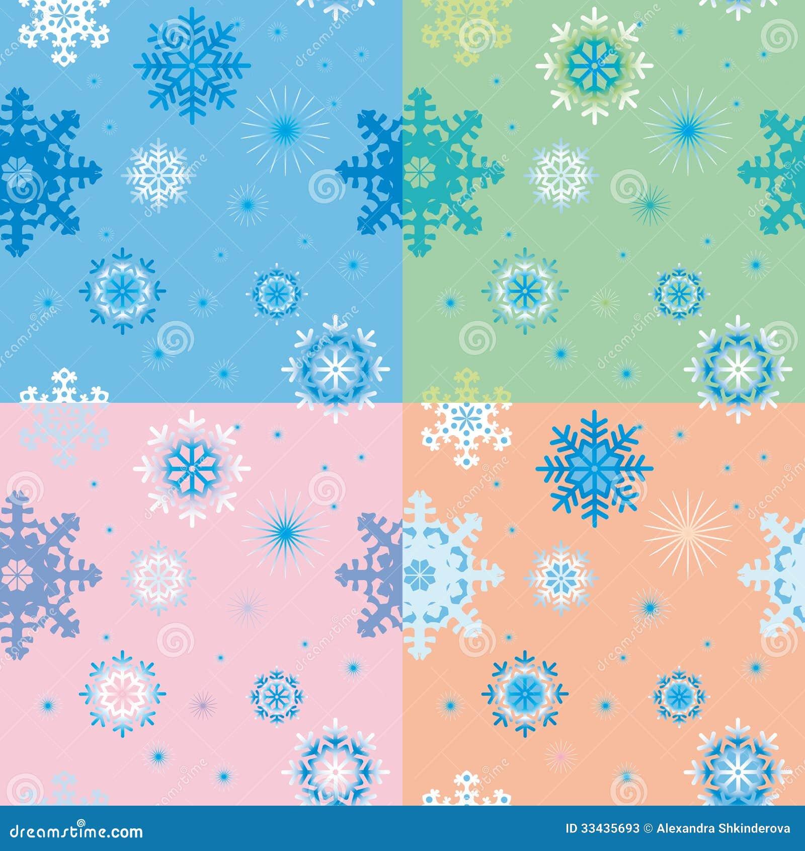 pastel snowflake wallpaper - photo #13