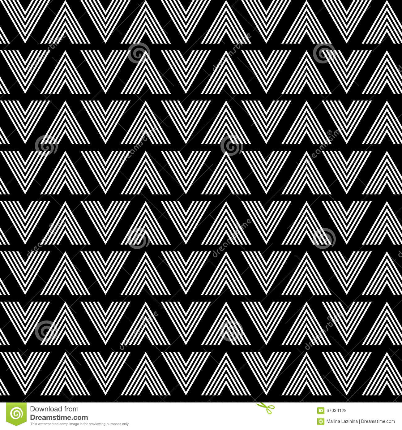 Seamless Black And White Background With Abstract Geometric Shapes ... for Geometric Shapes Design Black And White  lp0lpmzq