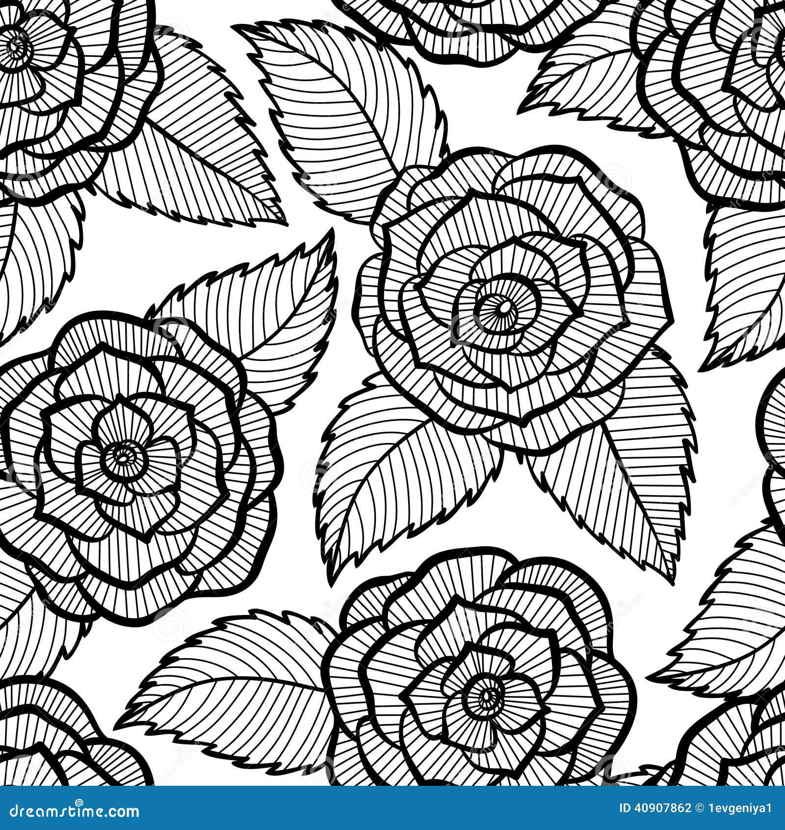 stock photo lace pattern