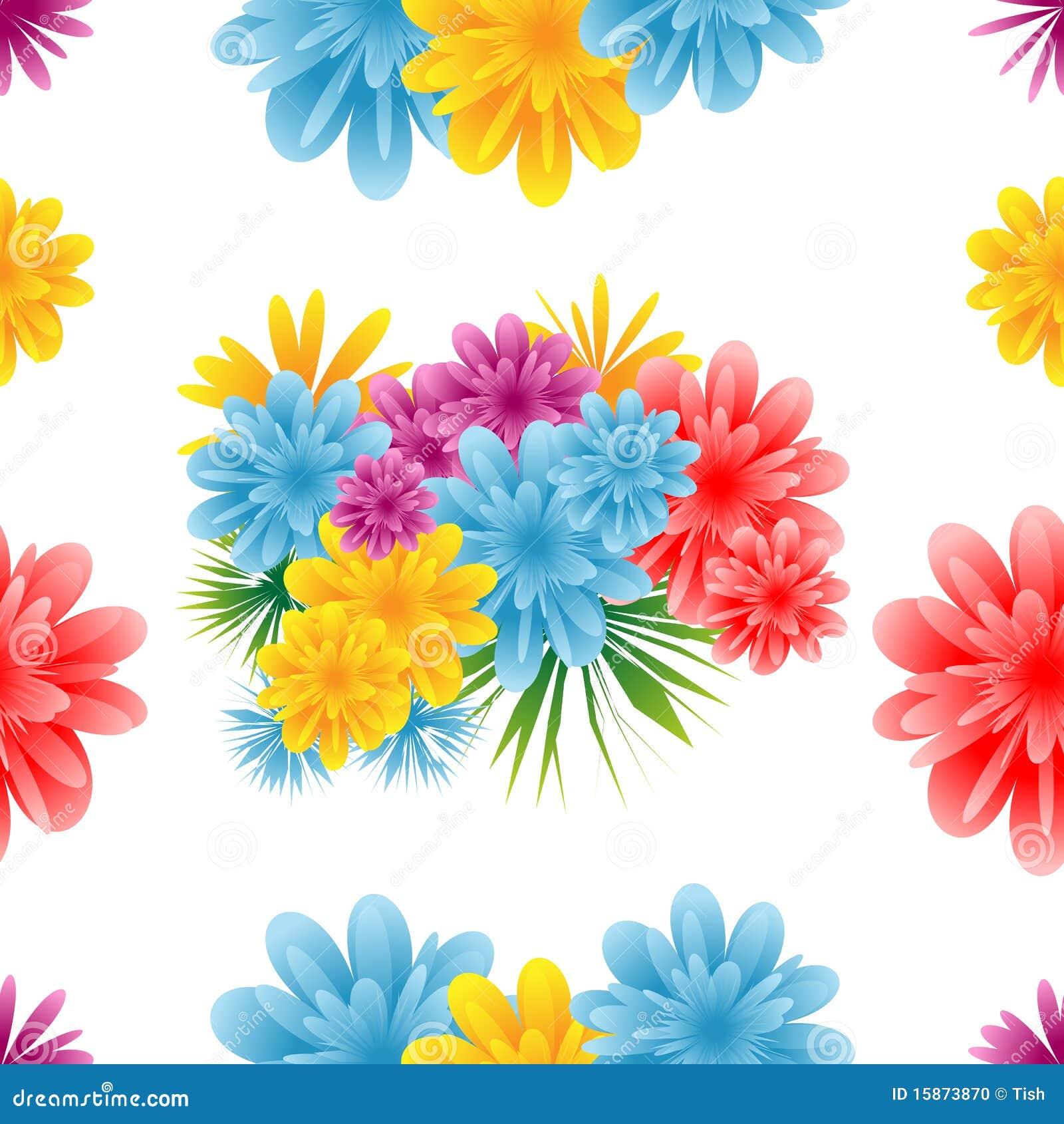 Seamless blommamodell