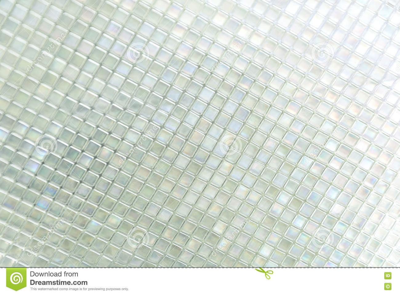 Seamless Blue Glass Tiles Texture Background Stock Photo - Image of ...