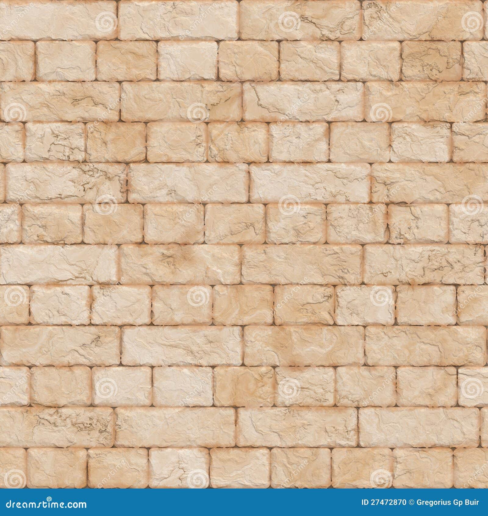 Seamless Brick Wall Pattern Stock Photo Image 27472870