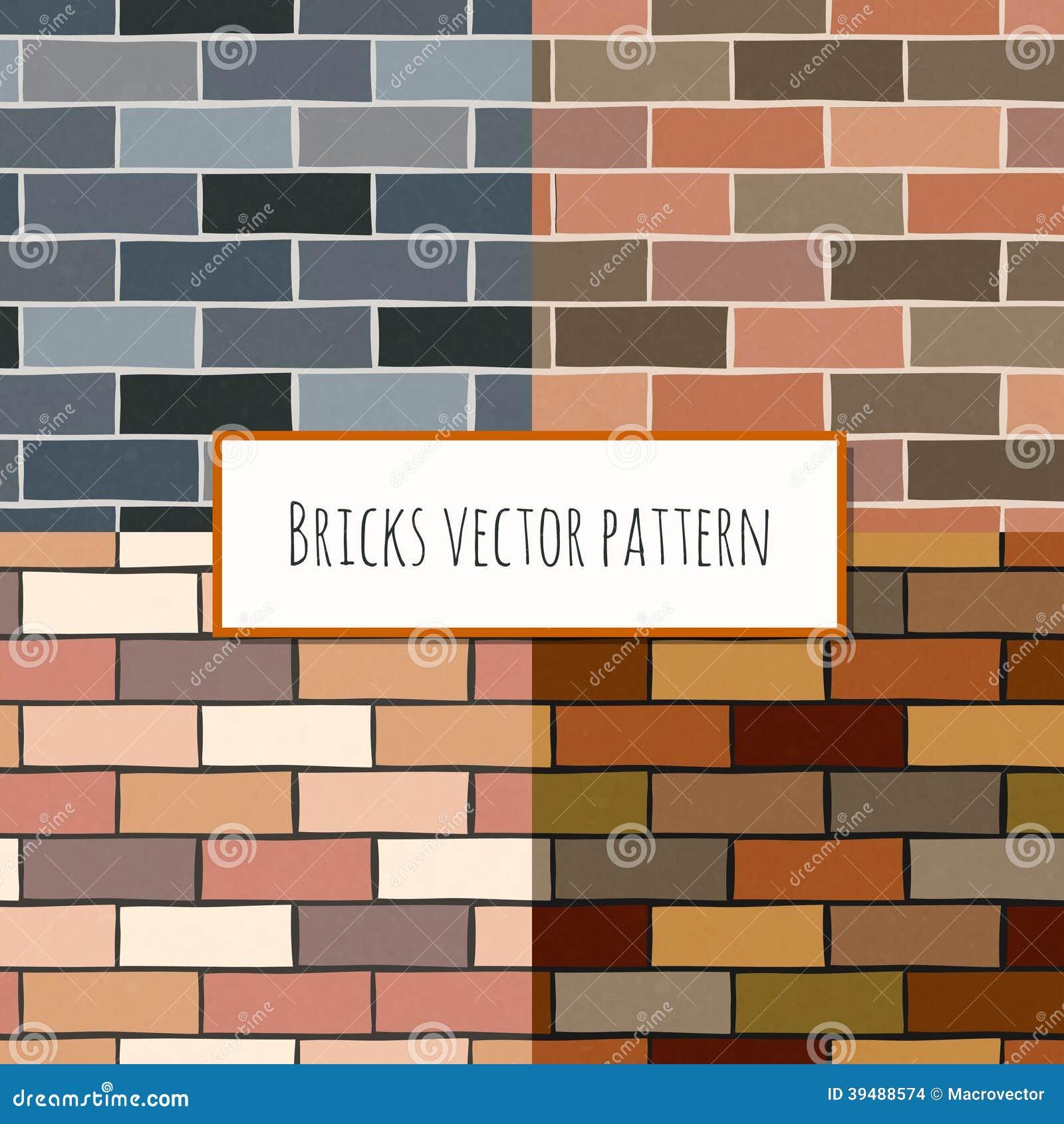 Blocks Texture Vector Cartoon Vector