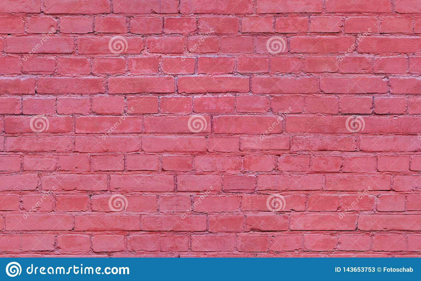 Seamless brick wall texture for background.