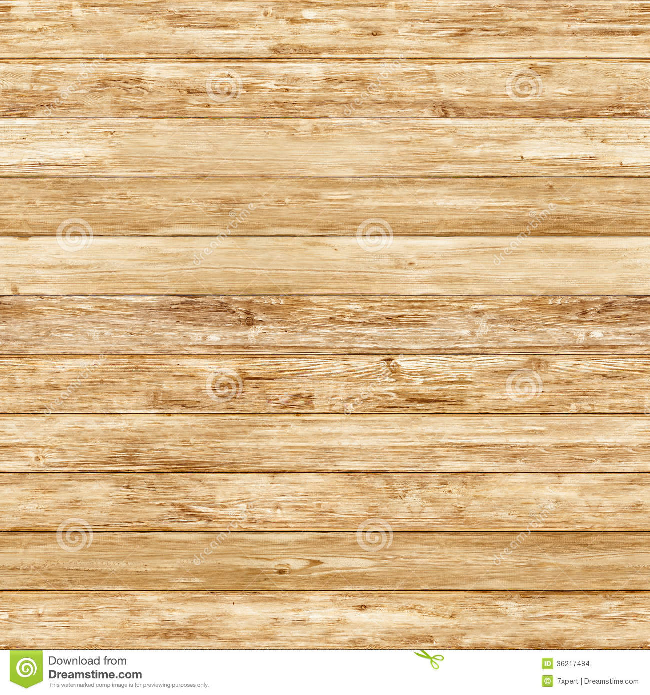 Seamless Bright Yellow Wood Stock Photo Image 36217484
