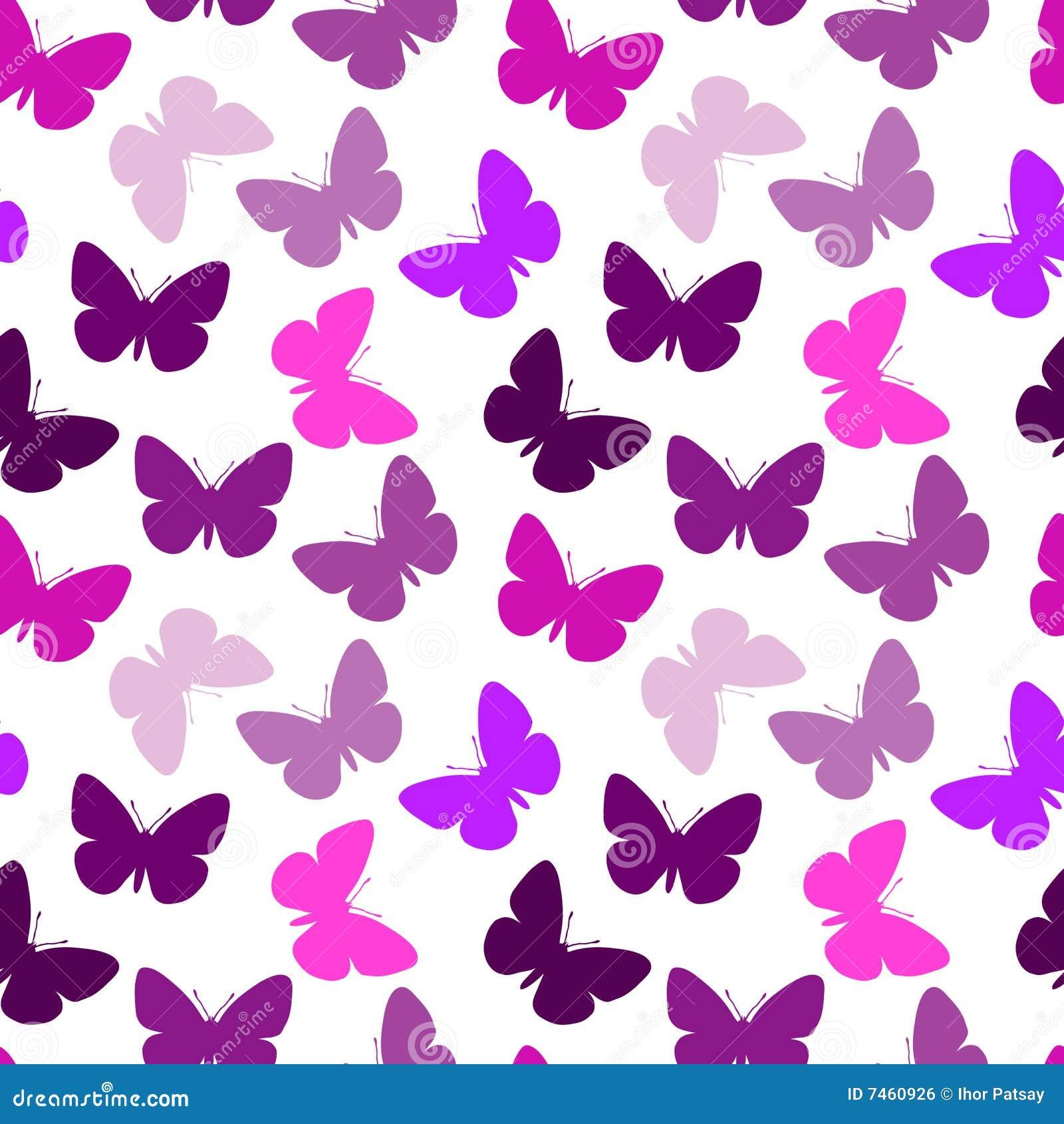 Butterfly Pattern Custom Decorating Design