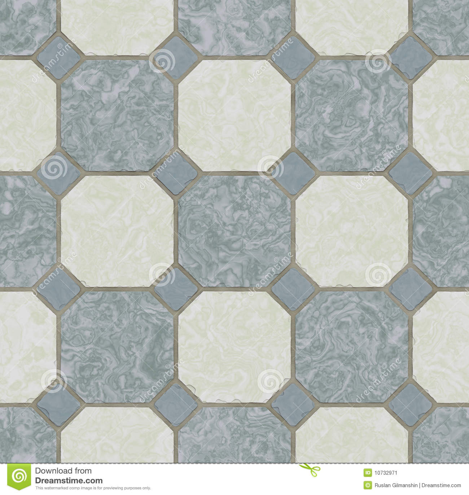 Seamless Ceramic Tile Kitchen Floor Stock Image - Image of mosaic ...