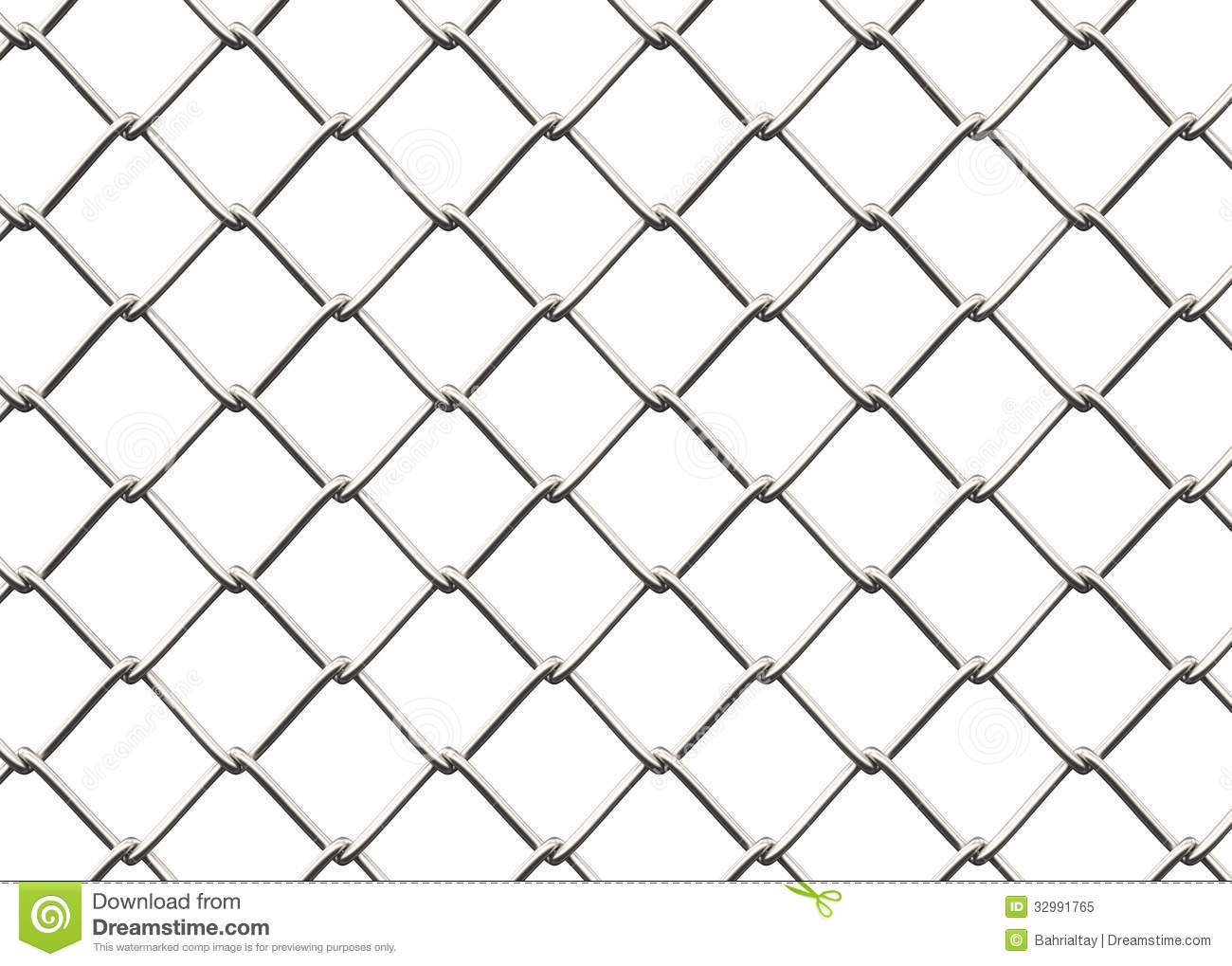 Royalty free stock photo seamless chainlink fence image