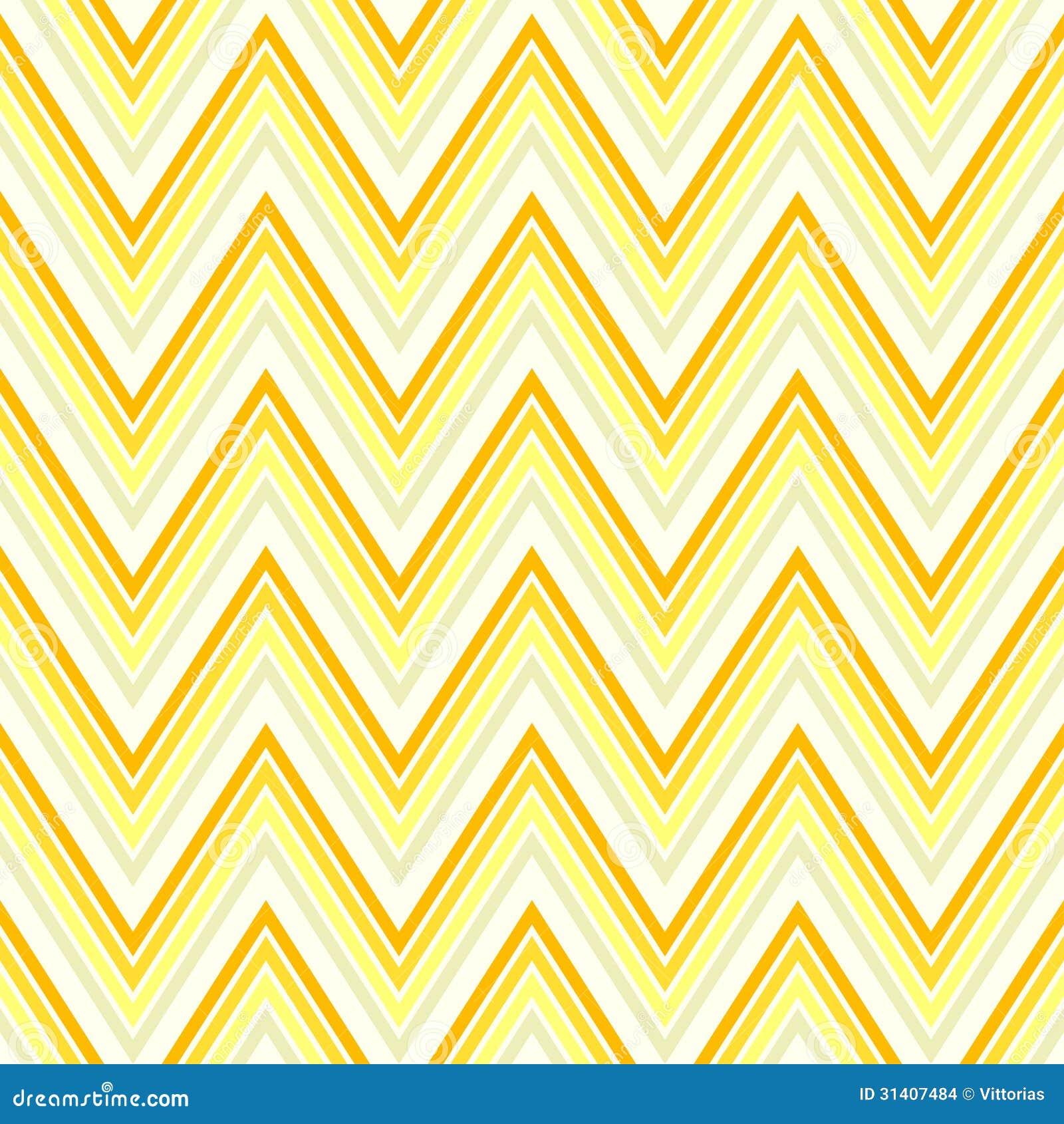 Scrapbook paper as wallpaper - Seamless Chevron Pattern In Retro Style
