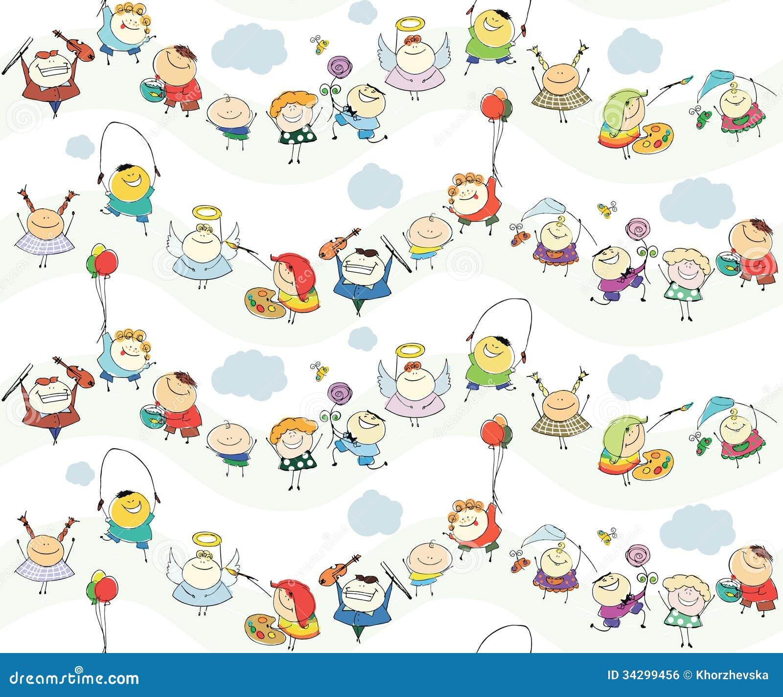 happy children wallpaper - photo #37