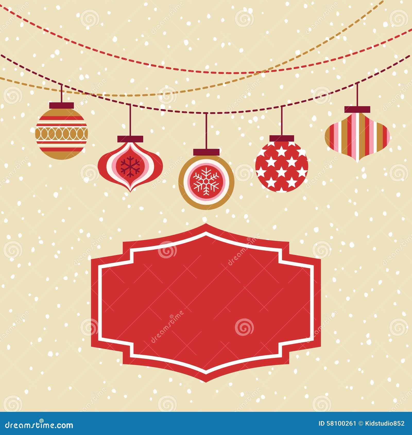 Merry Christmas Decor