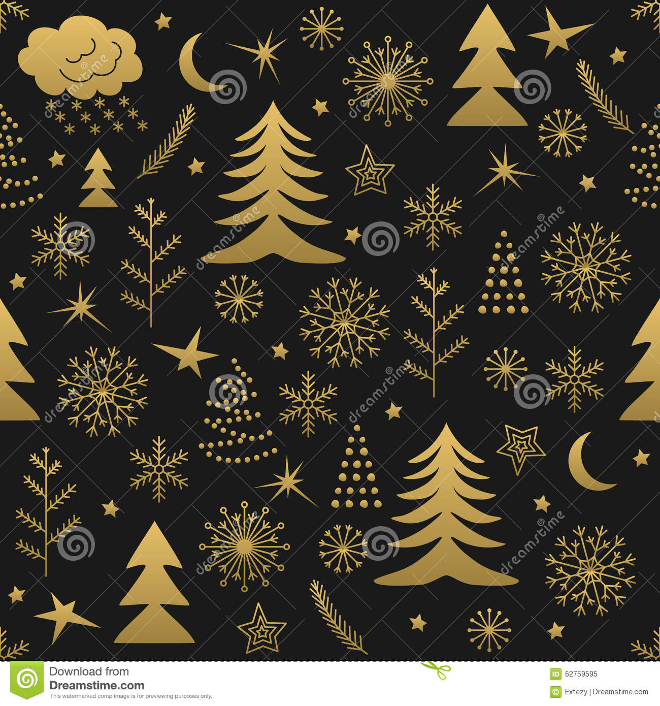 christmas gold background golden - photo #44
