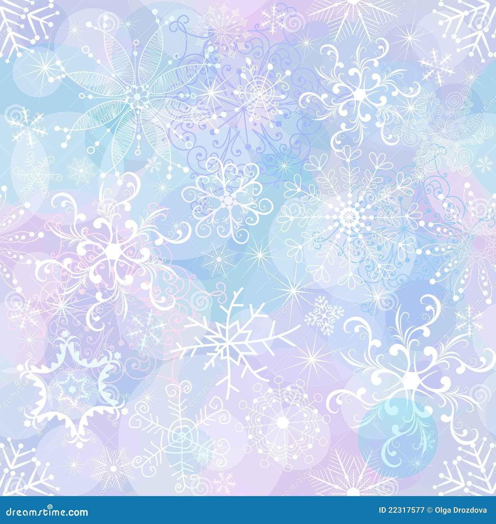 pastel snowflake wallpaper - photo #2