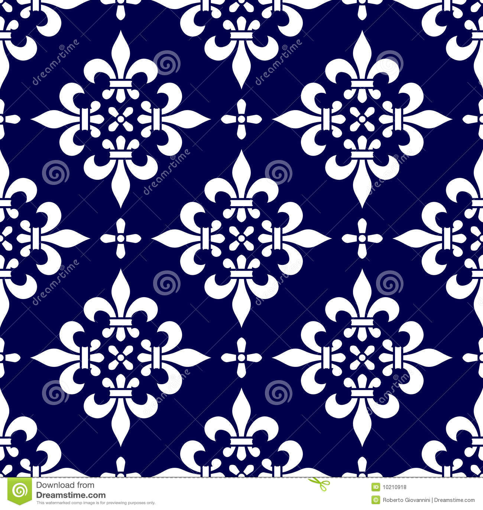 Seamless Classic Pattern [1]