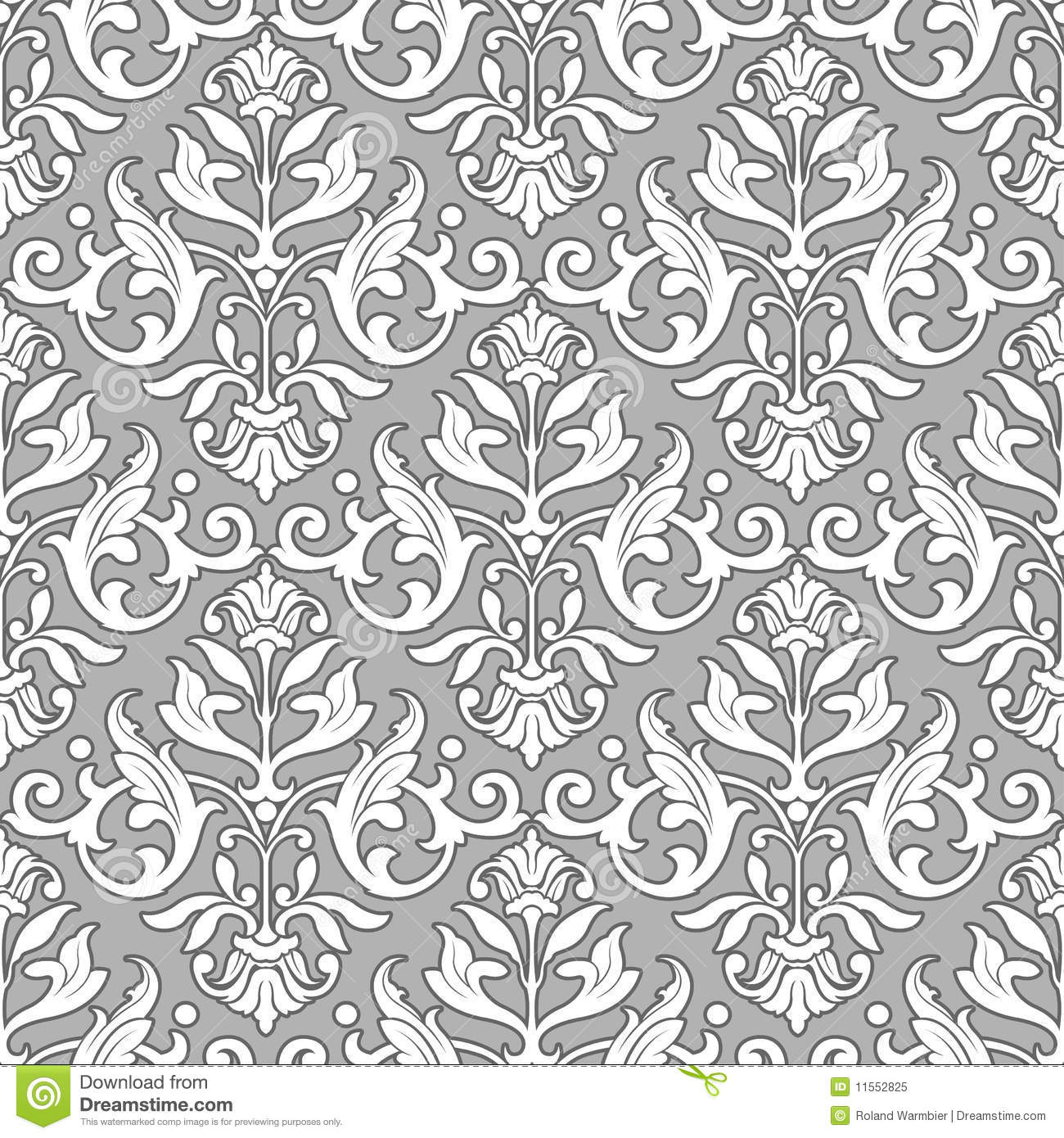 2d Room Designer Seamless Classic Pattern Royalty Free Stock Photo Image