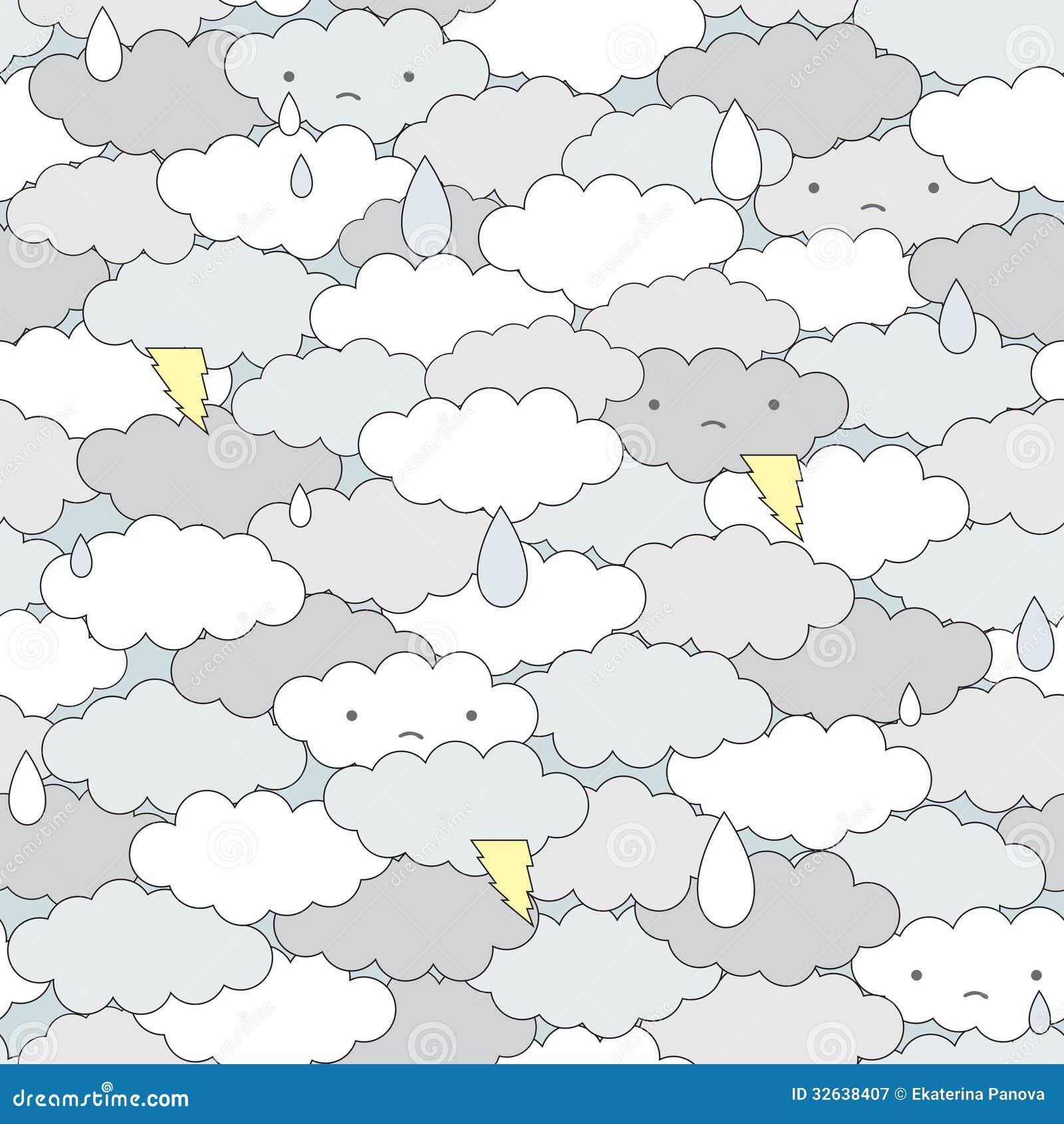 Baju kahwin muslimah www imgarcade com online image arcade - Seamless Cloud Pattern Galleryhip Com The Hippest Wallpaper Gallery Light Rain Rain Cloud