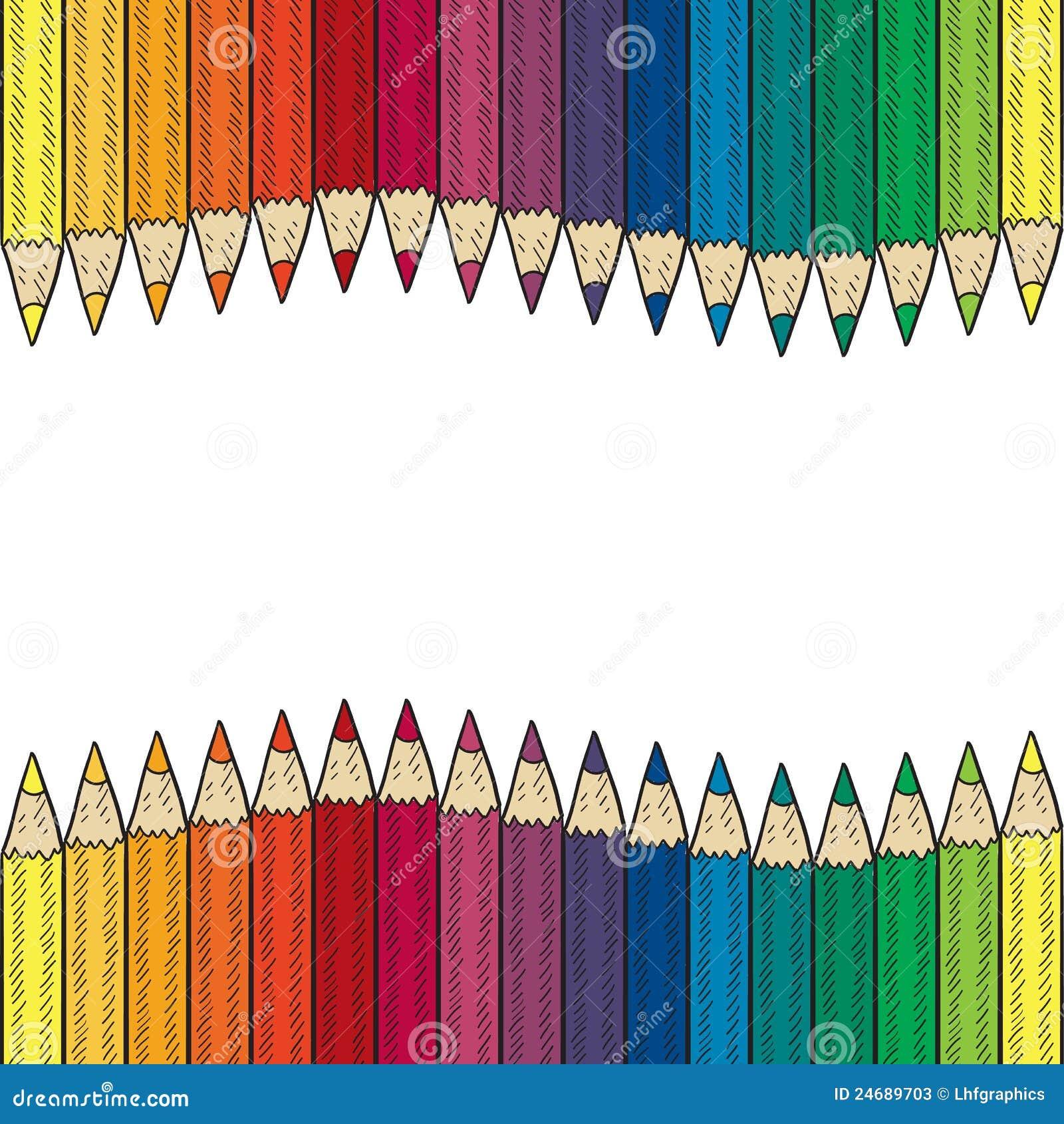 Crayon wallpaper border images for Wallpaper trim