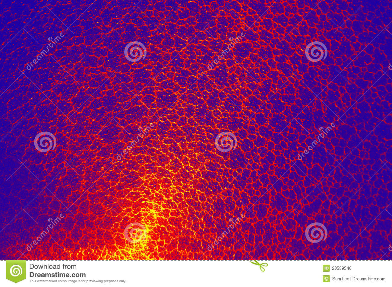 Seamless Crackle Network Pattern Abstract Background (High