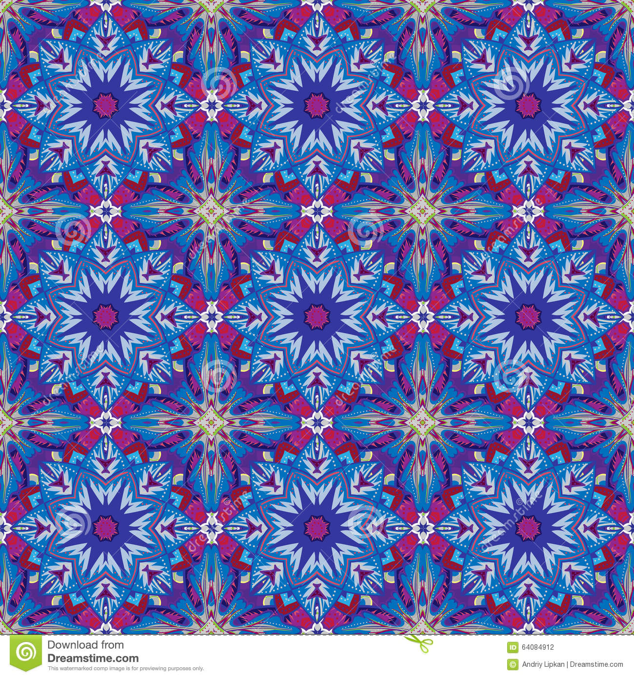 Turkish Design Wallpaper : Seamless damask background pattern design and wallpaper