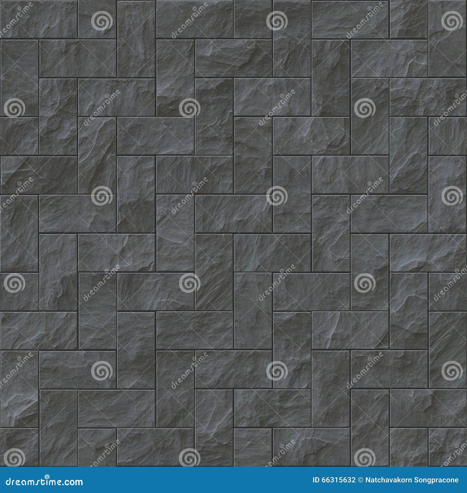 . Seamless Dark Stone Brick Texture Illustration Illustration 66315632